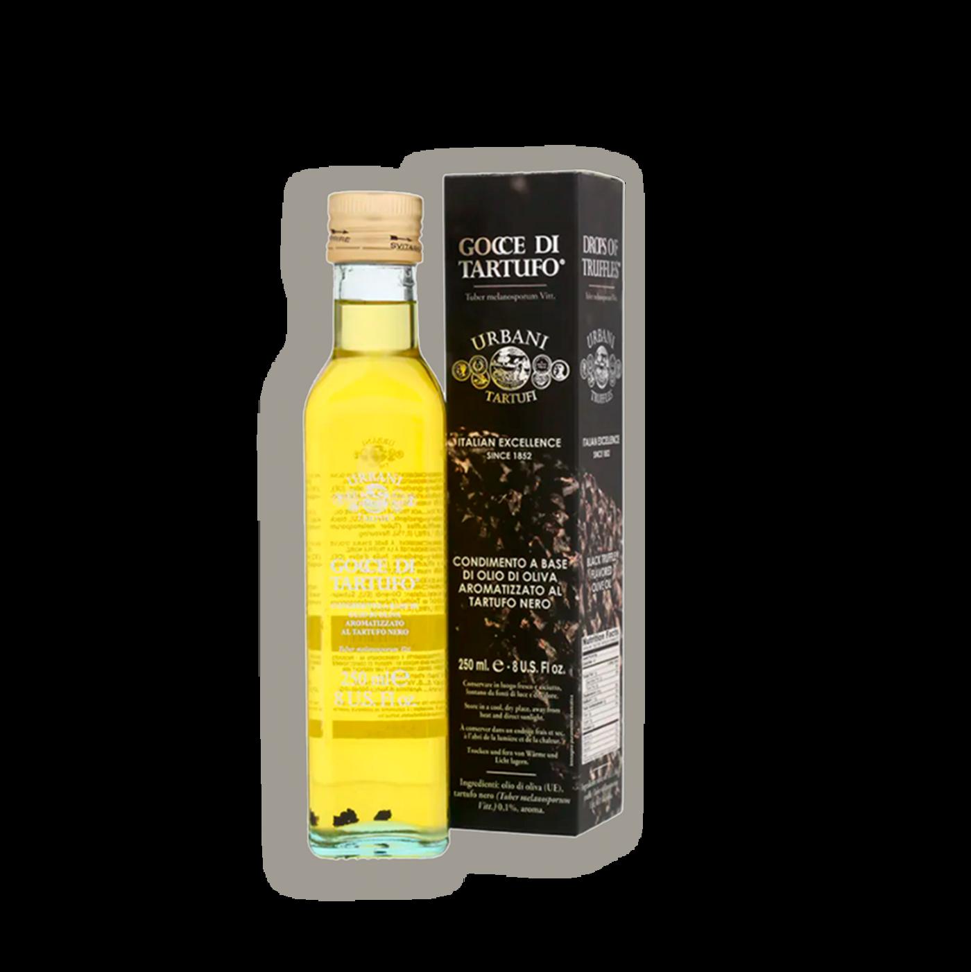 Aceite De Oliva Con Trufa Negra