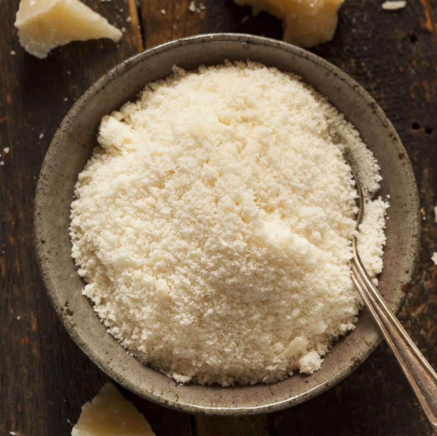 receta de Grana Padano Rallado Monoporción