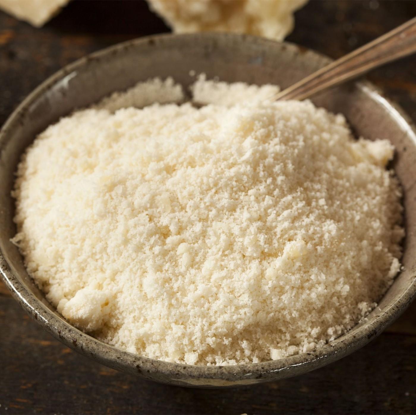 receta de Grana Padano Grattugiato Latta