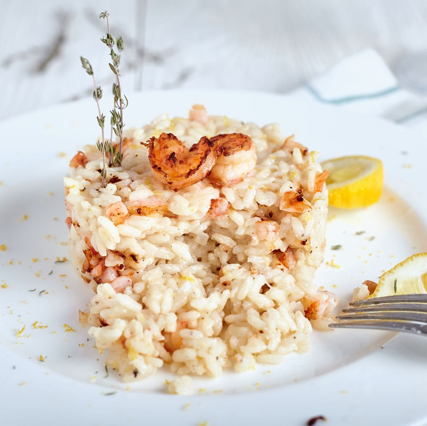 receta de Arroz Vialone Nano