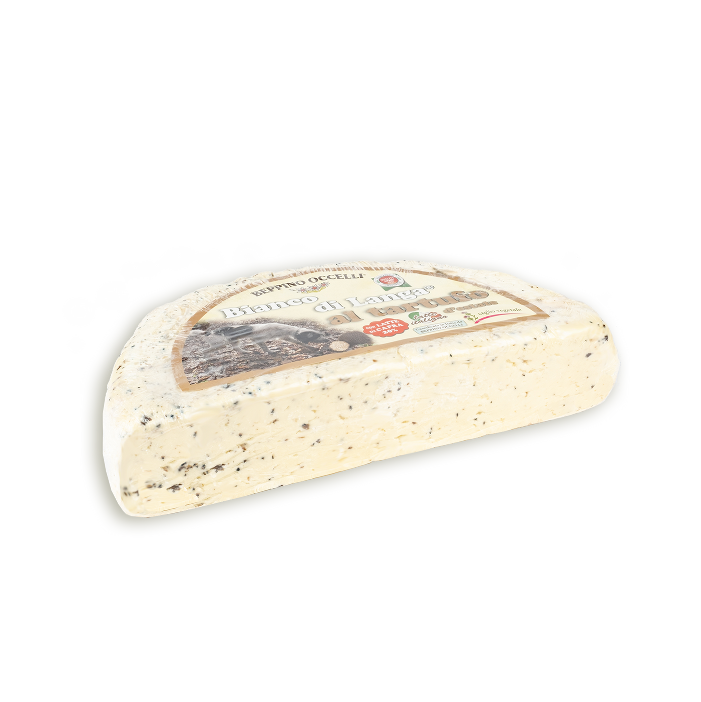 Bianco di langa al tartufo d'estate