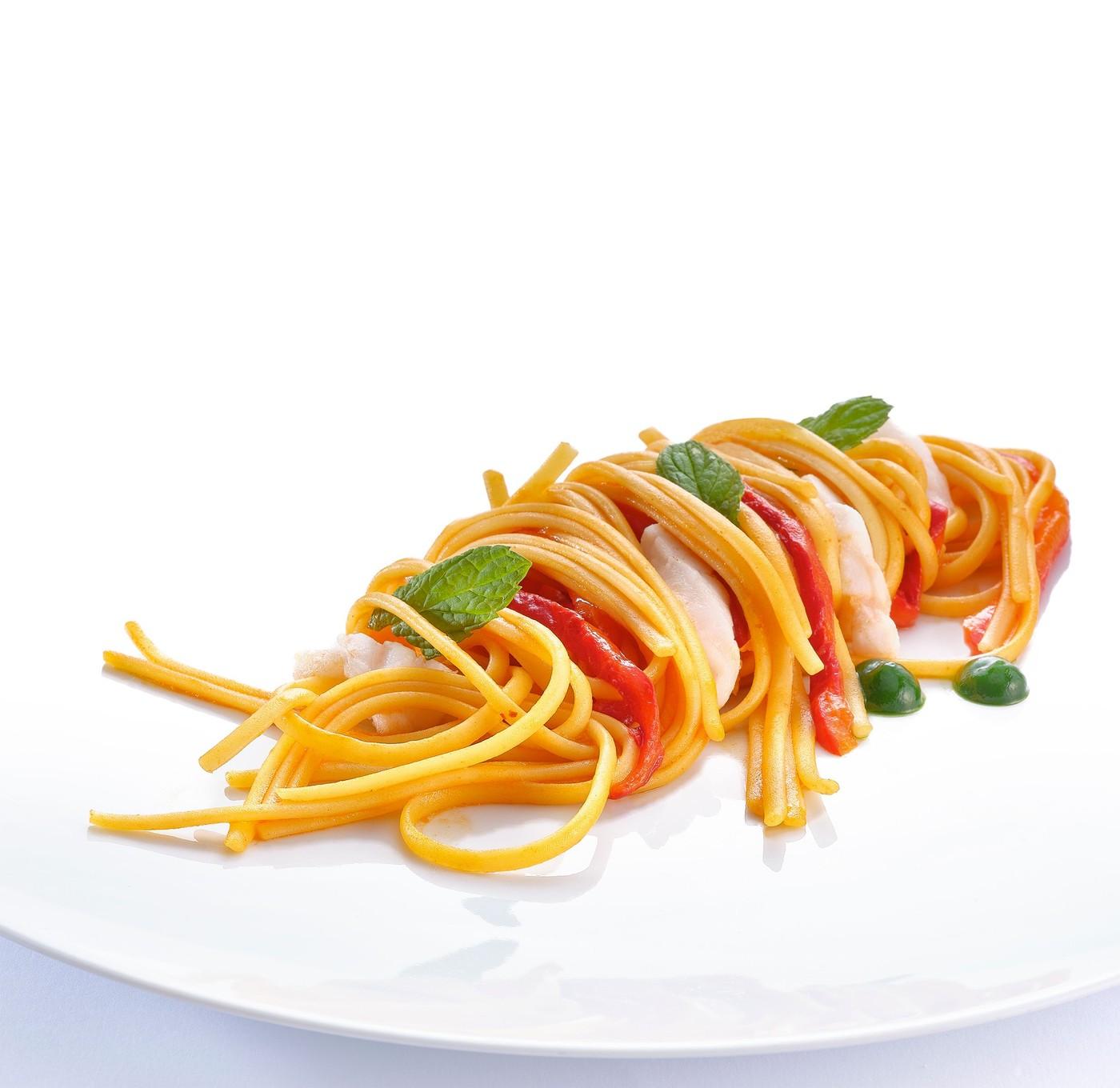 receta de Linguine N.7