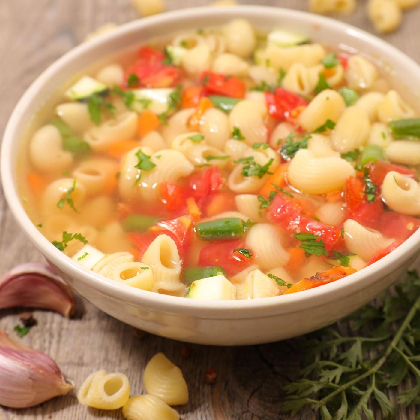 receta de Pipe Rigate N.49