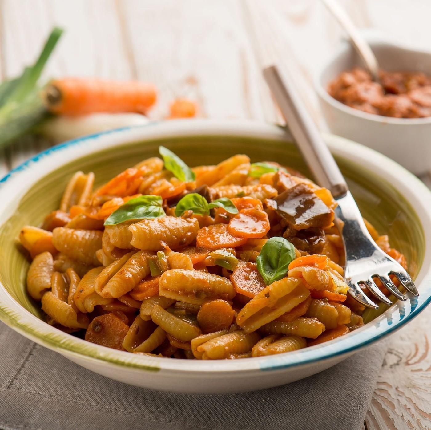 receta de Gnocchetti sardi n.83