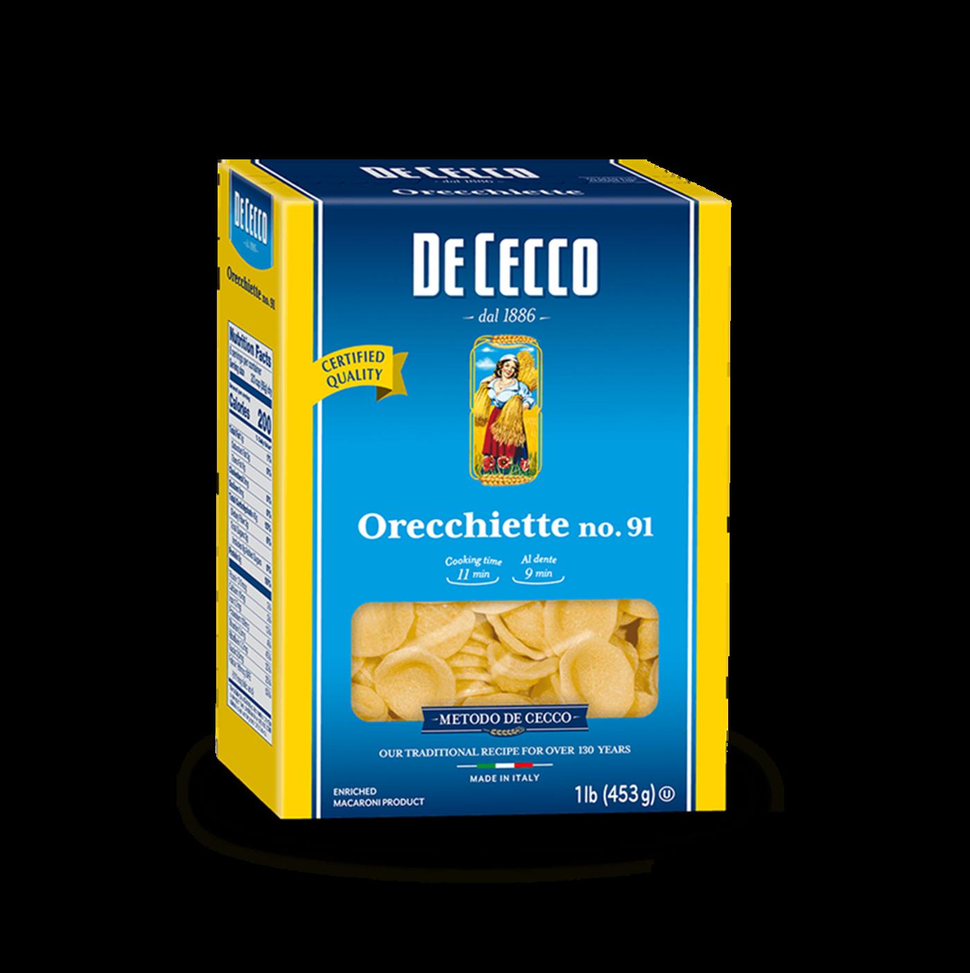 Orecchiette N.91