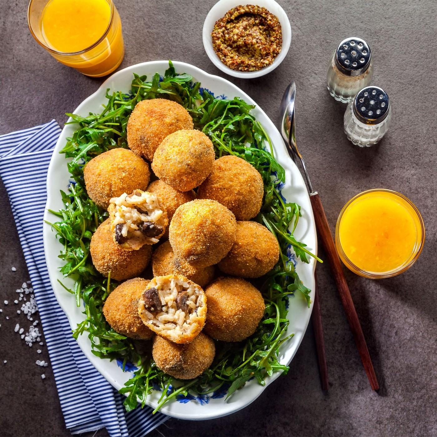 receta de Riso Superfino Arborio N.850