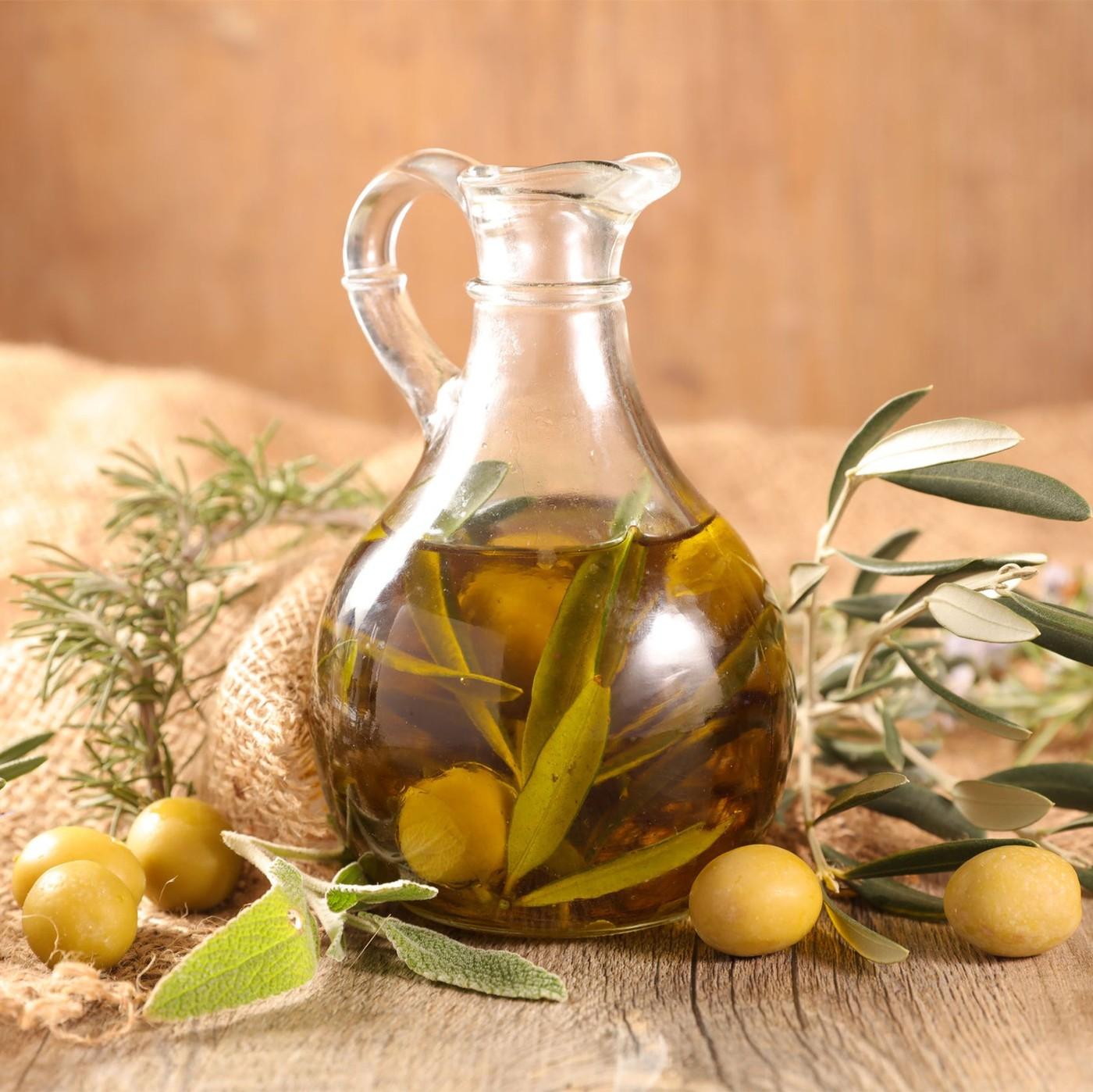 receta de Aceite de oliva virgen extra