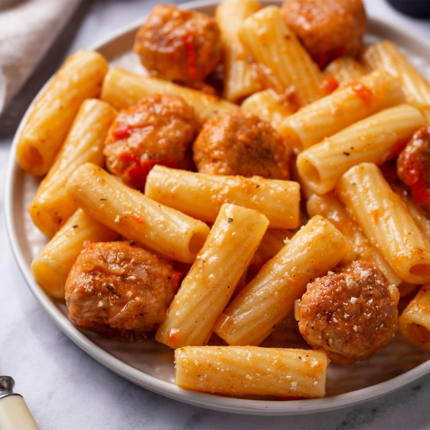 receta de Tortiglioni N.23