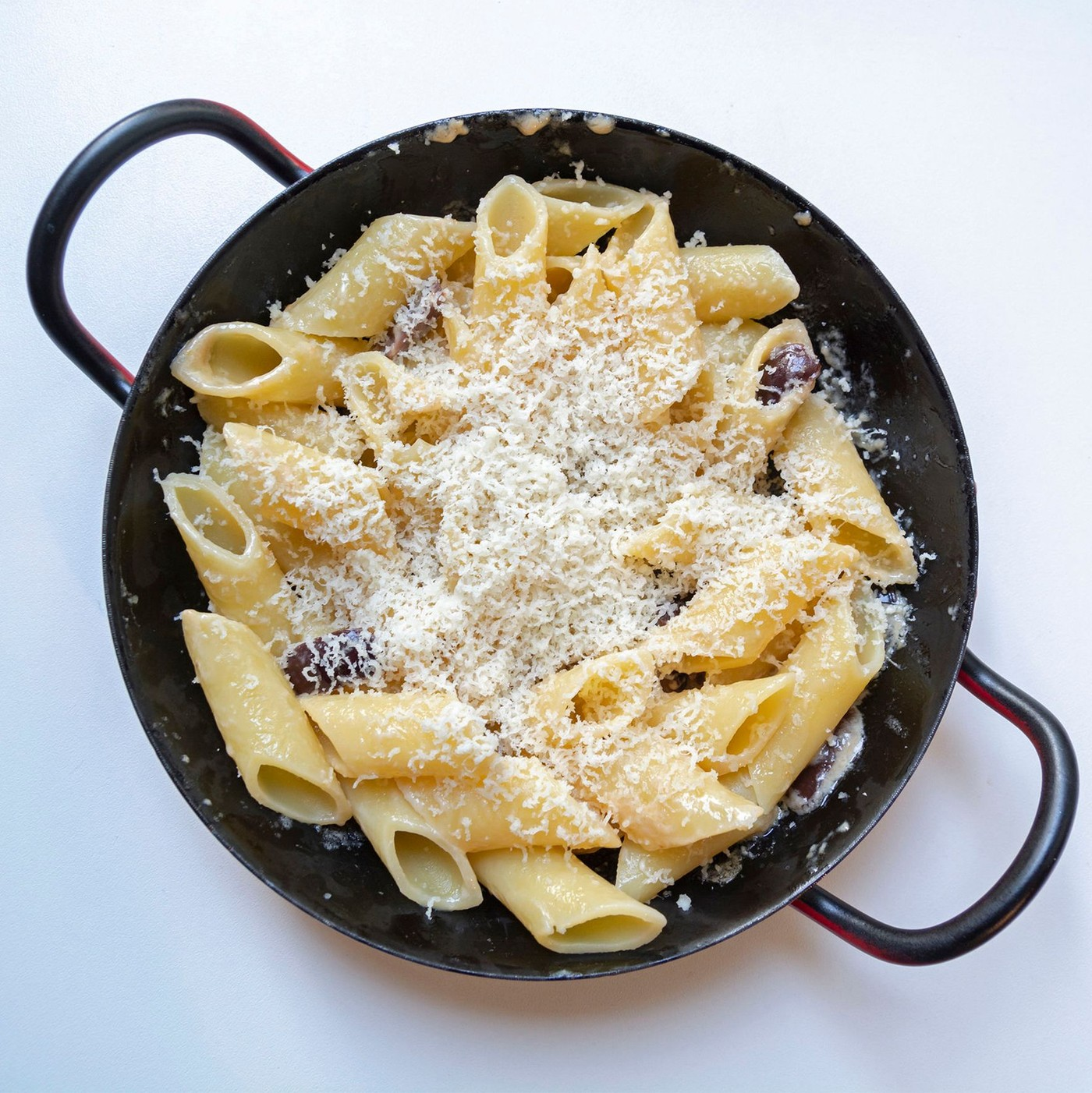 receta de Bombardoni Rigati N.128