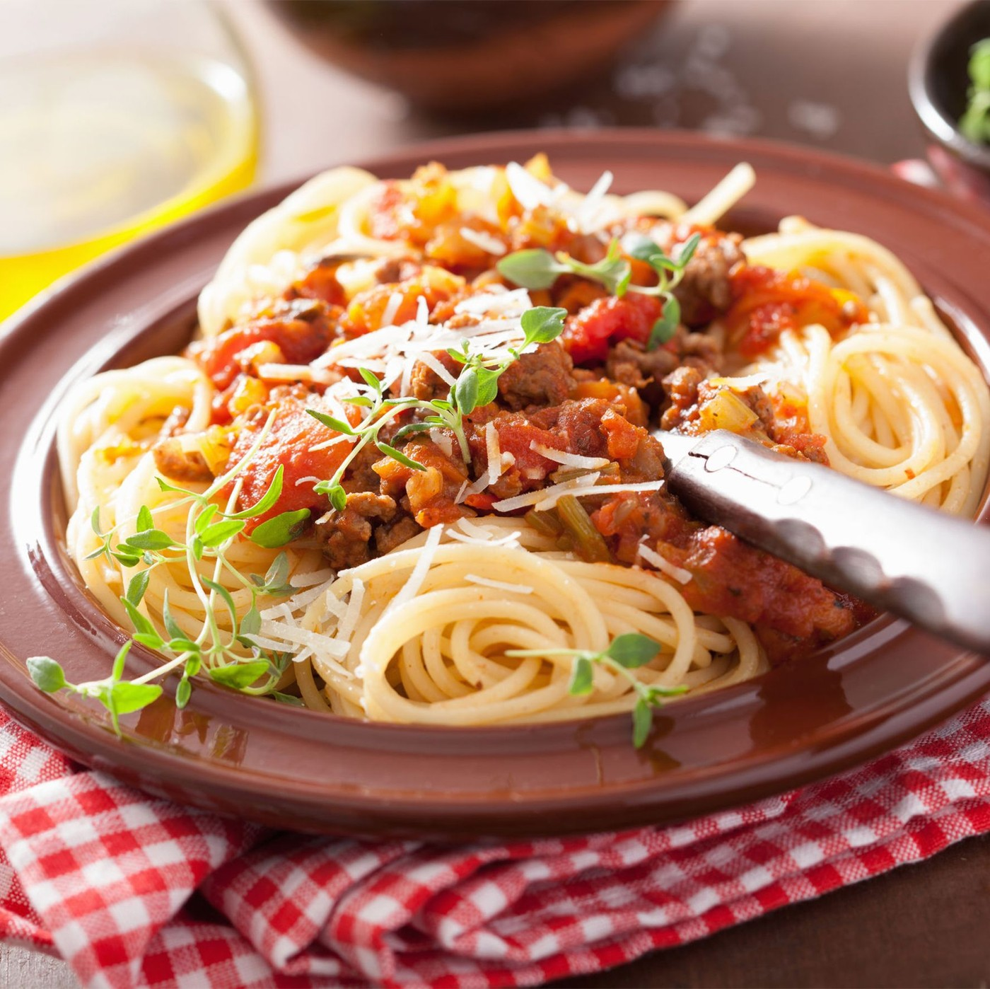 receta de Sugo Alla Napoletana