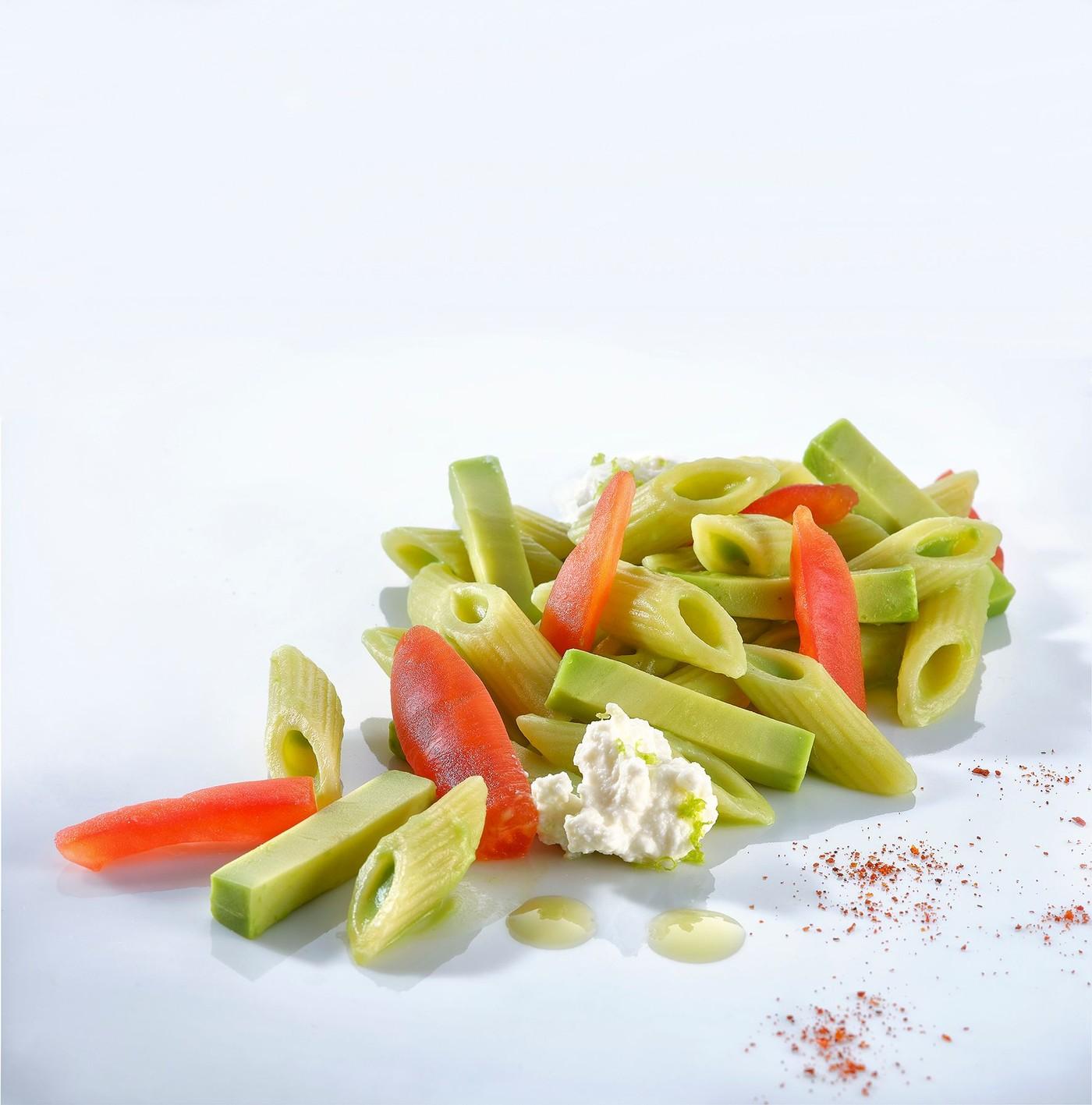 receta de Mezze Penne Rigate N.141