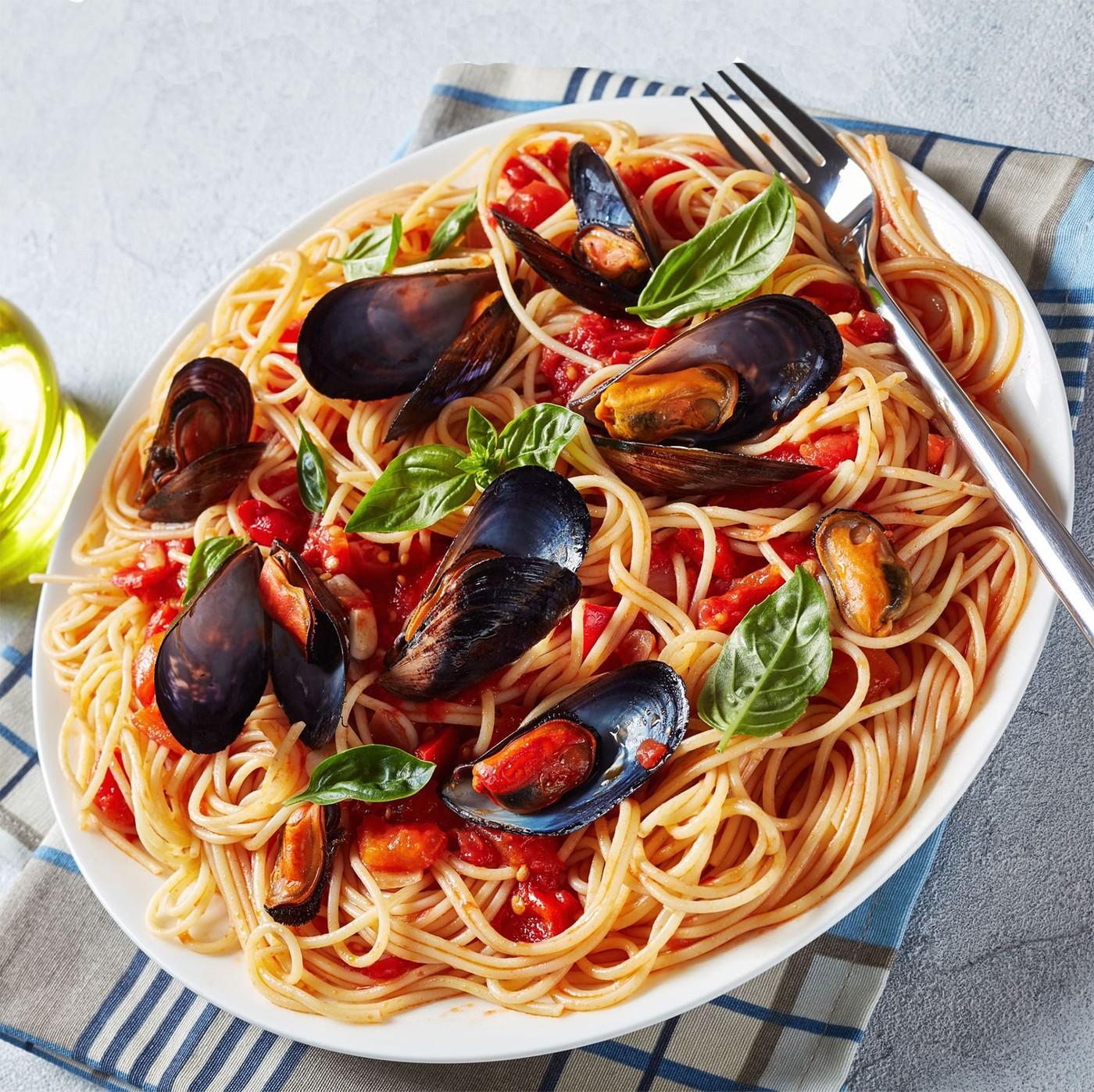 receta de Spaghetti kamut