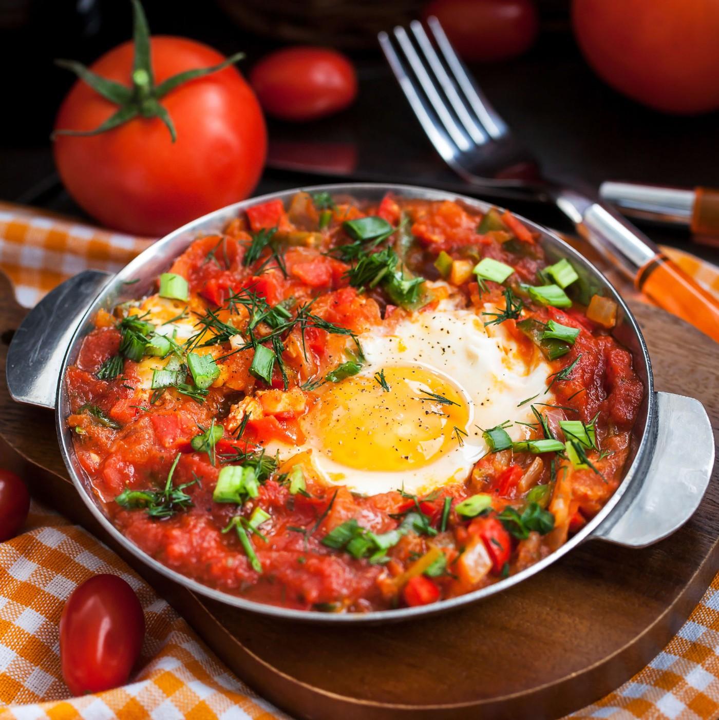 receta de Pomodori A Pezzetoni