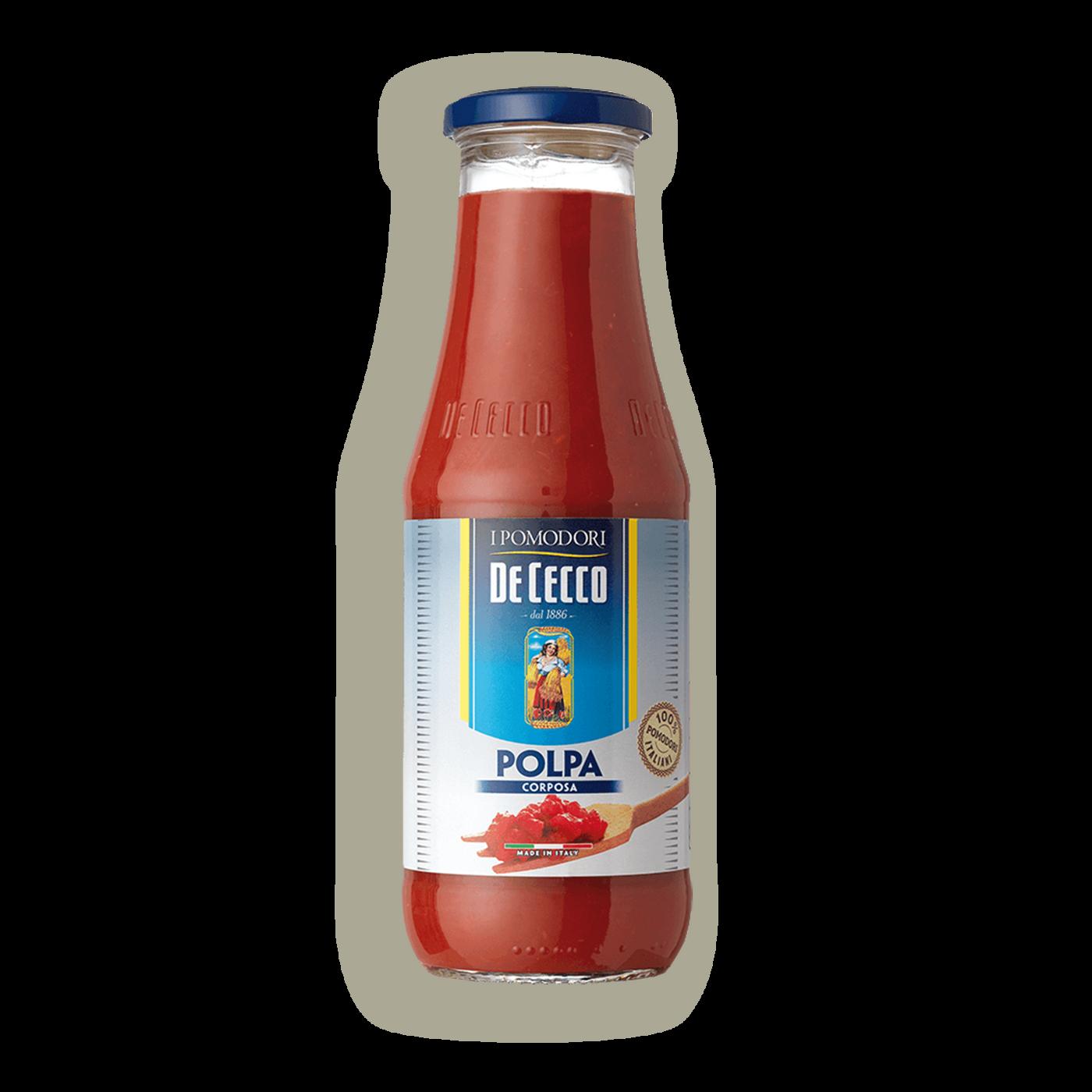 Pulpa De Tomate Al Natural