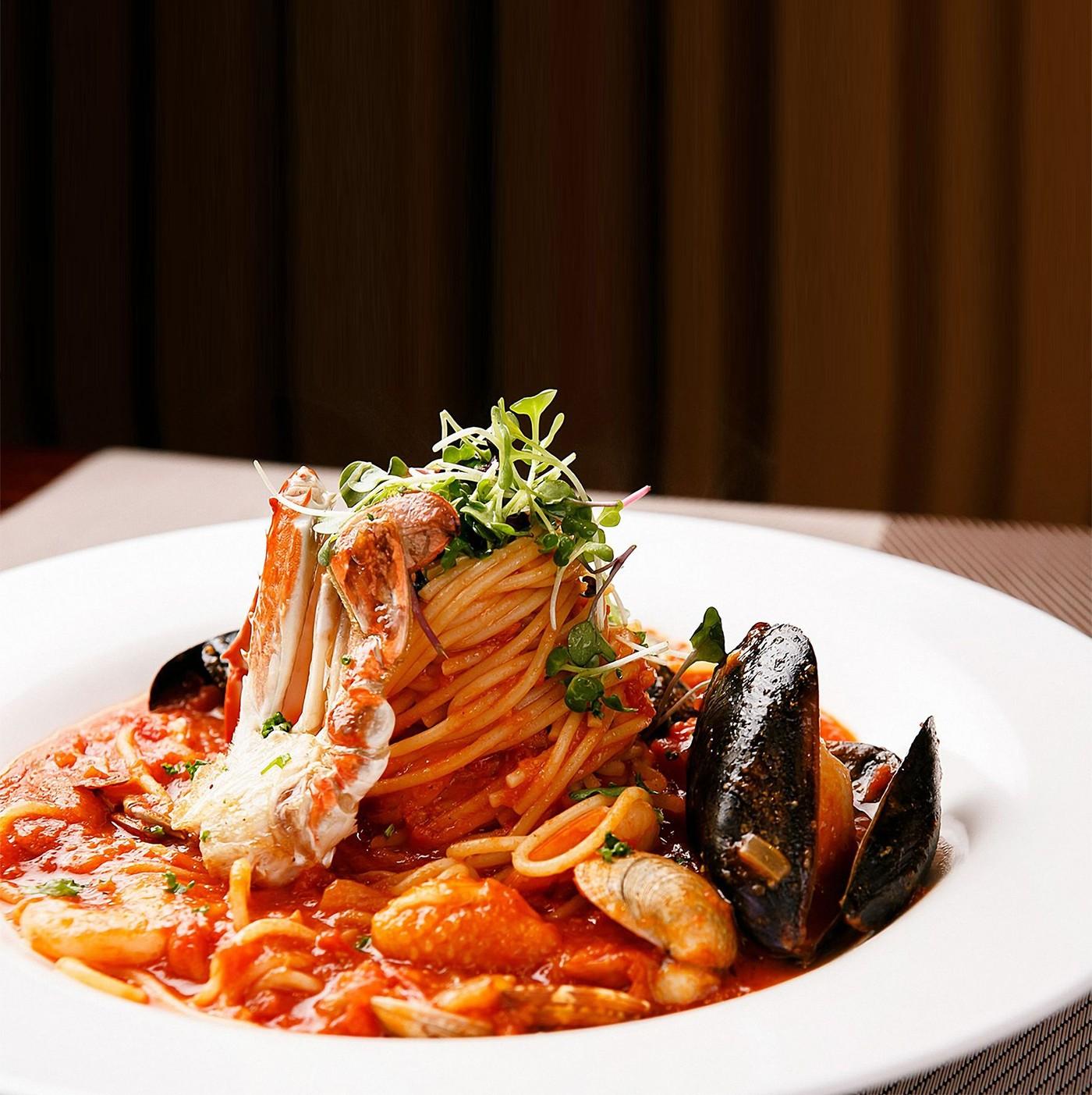 receta de Spaghettoni N.412