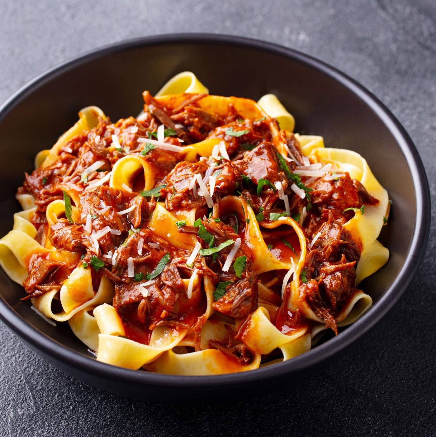 receta de Pappardelle All´uovo N.101