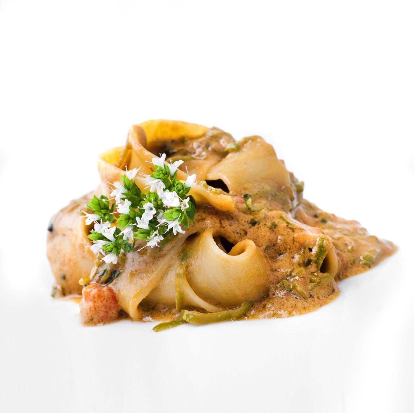 receta de Pappardelle Nidi Di Semola Nº201