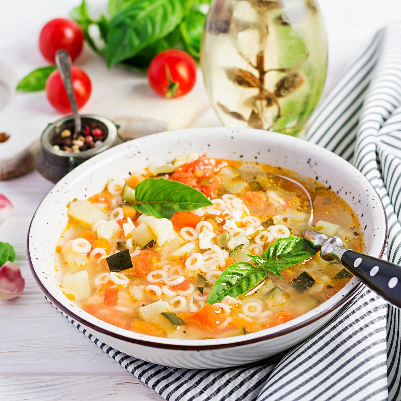 receta de Anelli Siciliano N.179