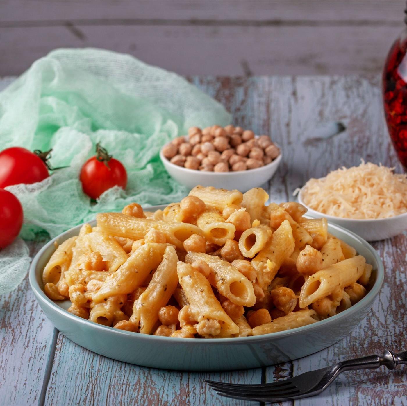 receta de Penne Mezzane Rigate N.241