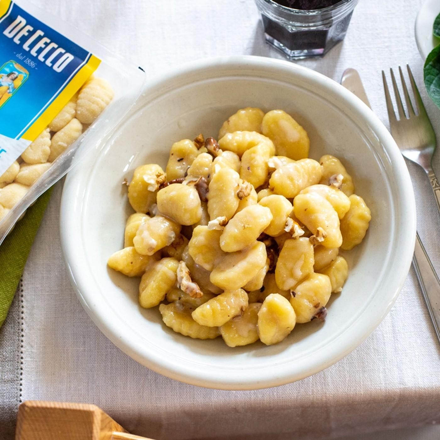 receta de Gnocchi De Patata Sin Gluten