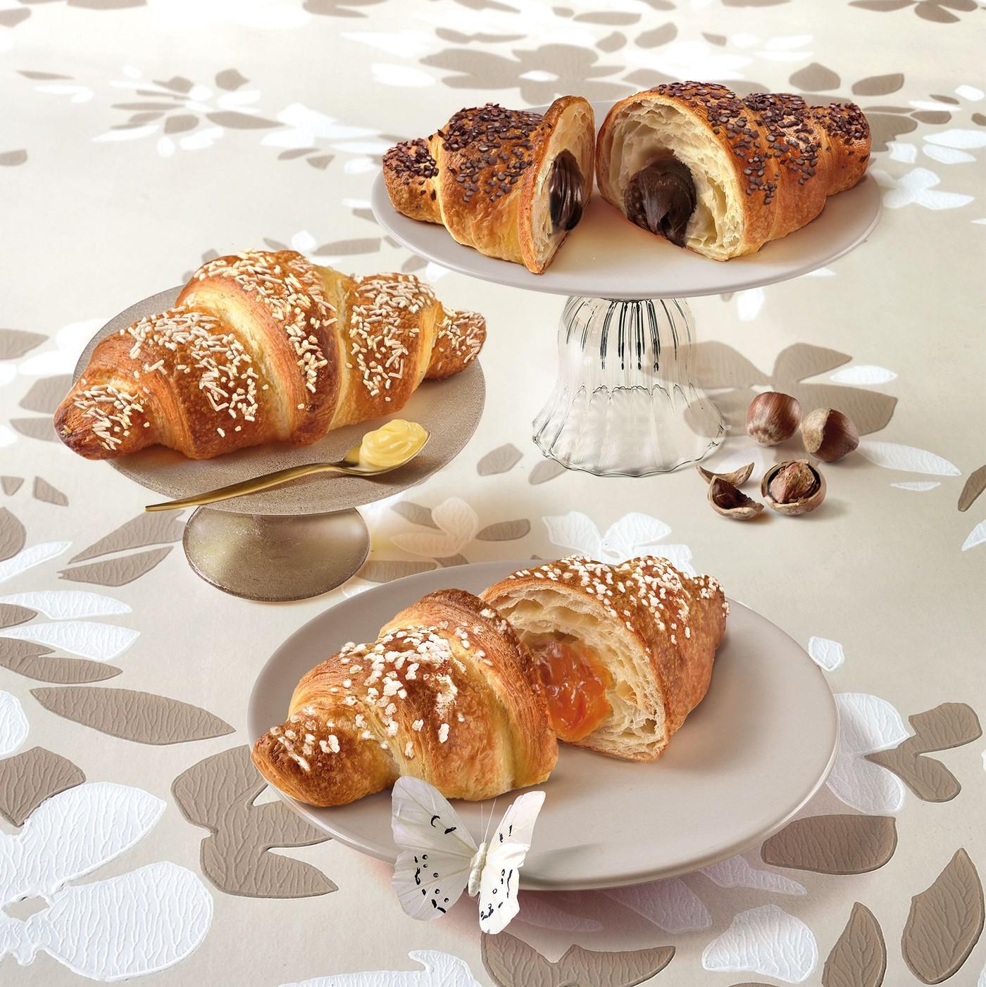 receta de Croissant Extra Dark