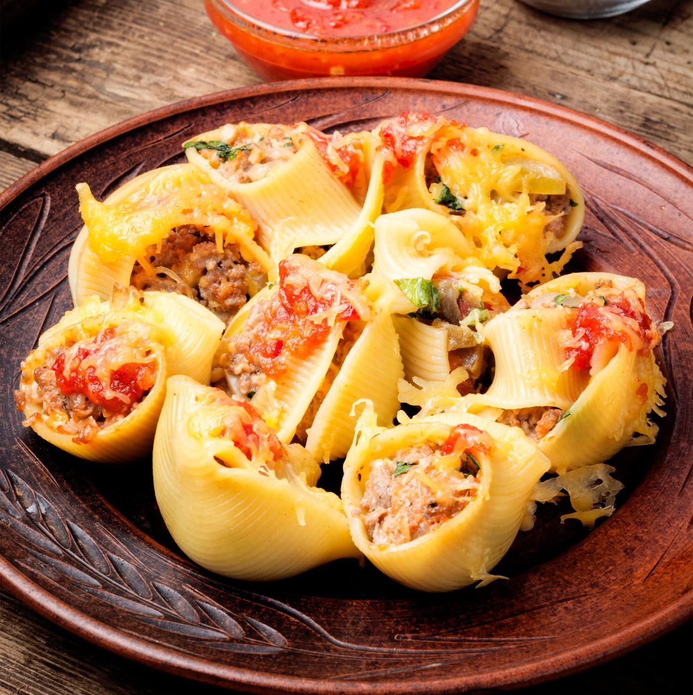 receta de Lumaconi