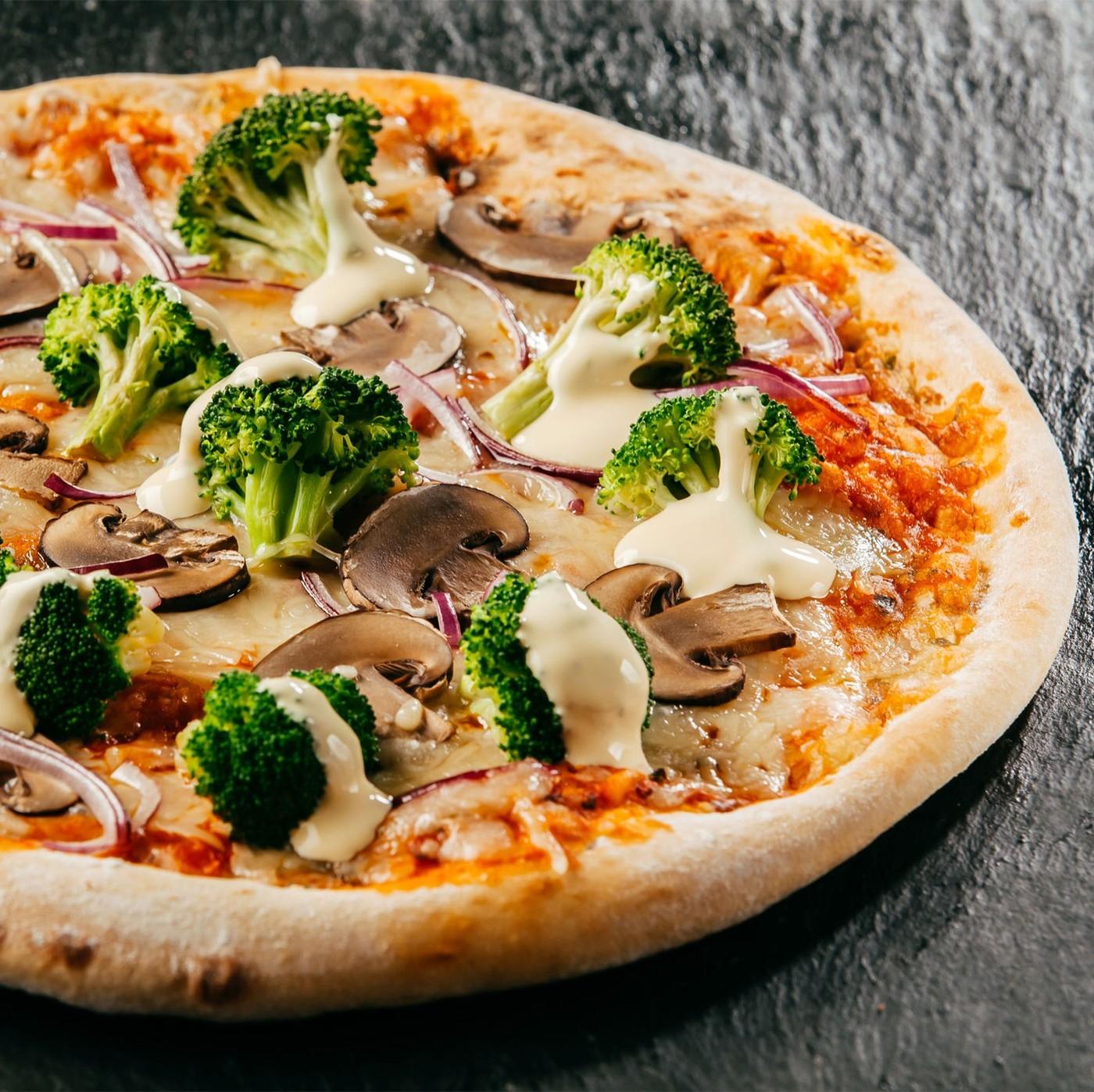 receta de Bola congelada para pizza con espelta. integral
