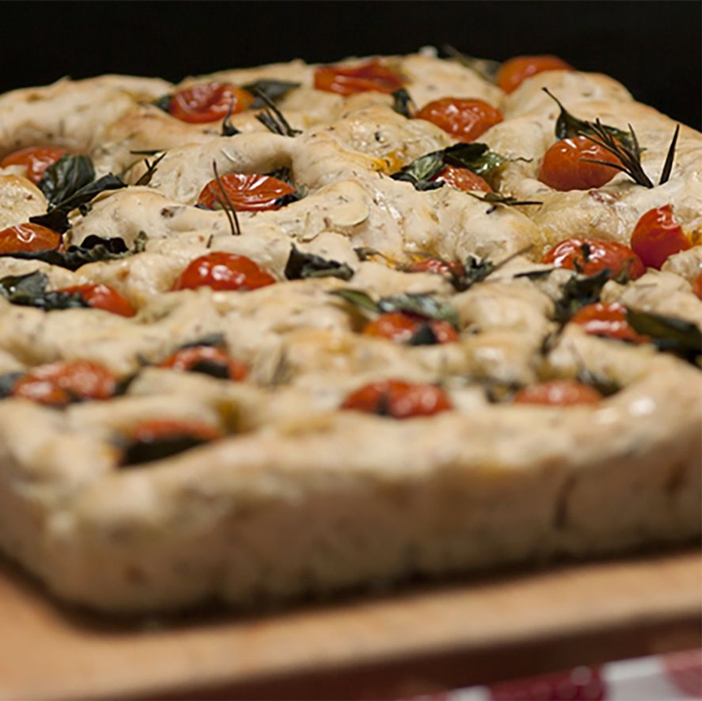 receta de Preparado para pizza con harina molida a la piedra