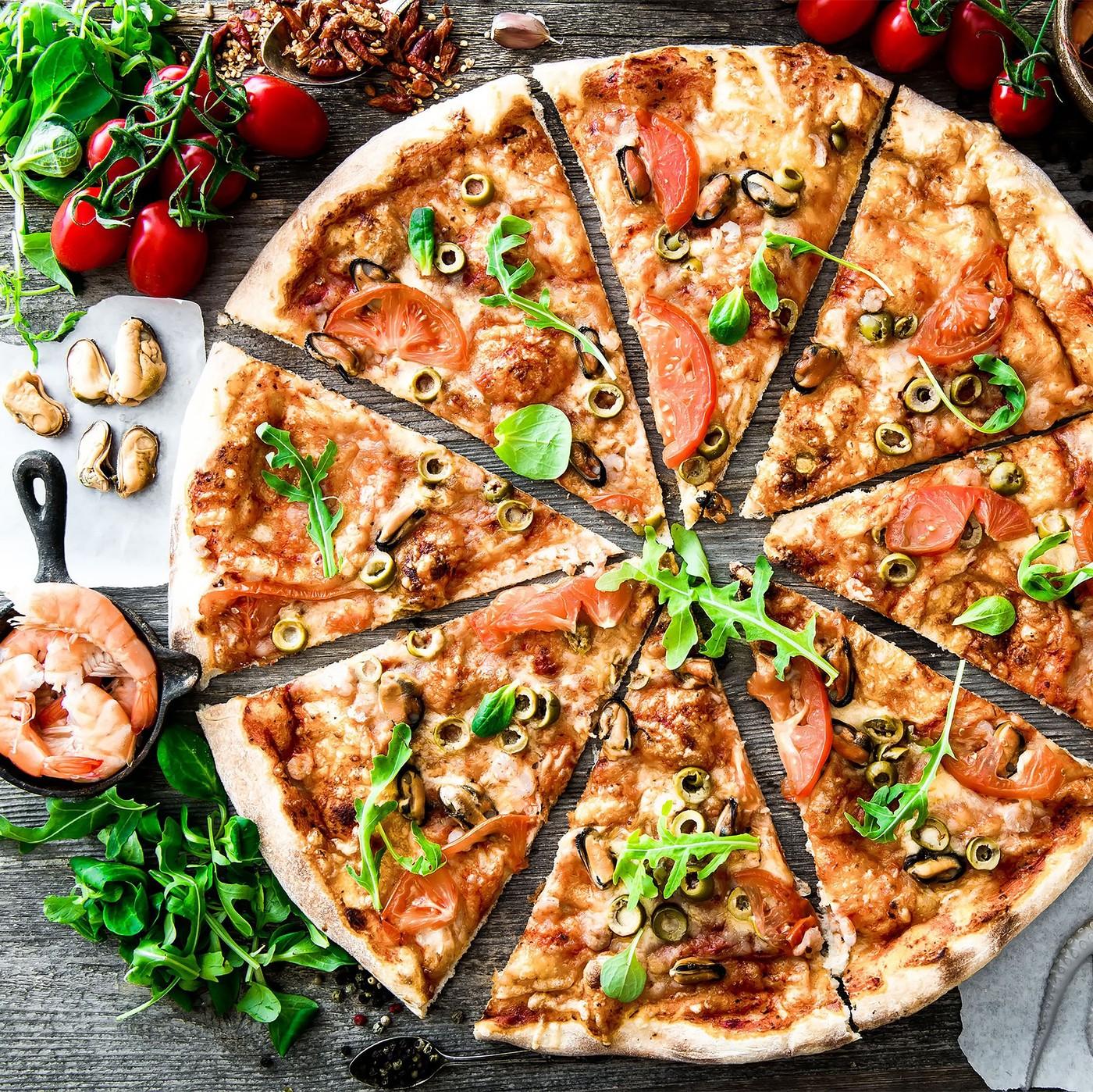 receta de Bola Congelada Para Pizza Clásica