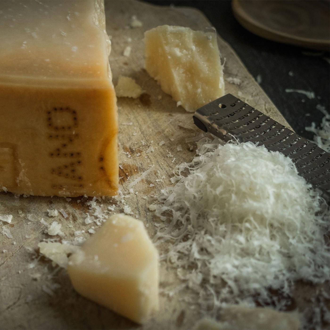 receta de Grana Padano Dop De 12 Meses