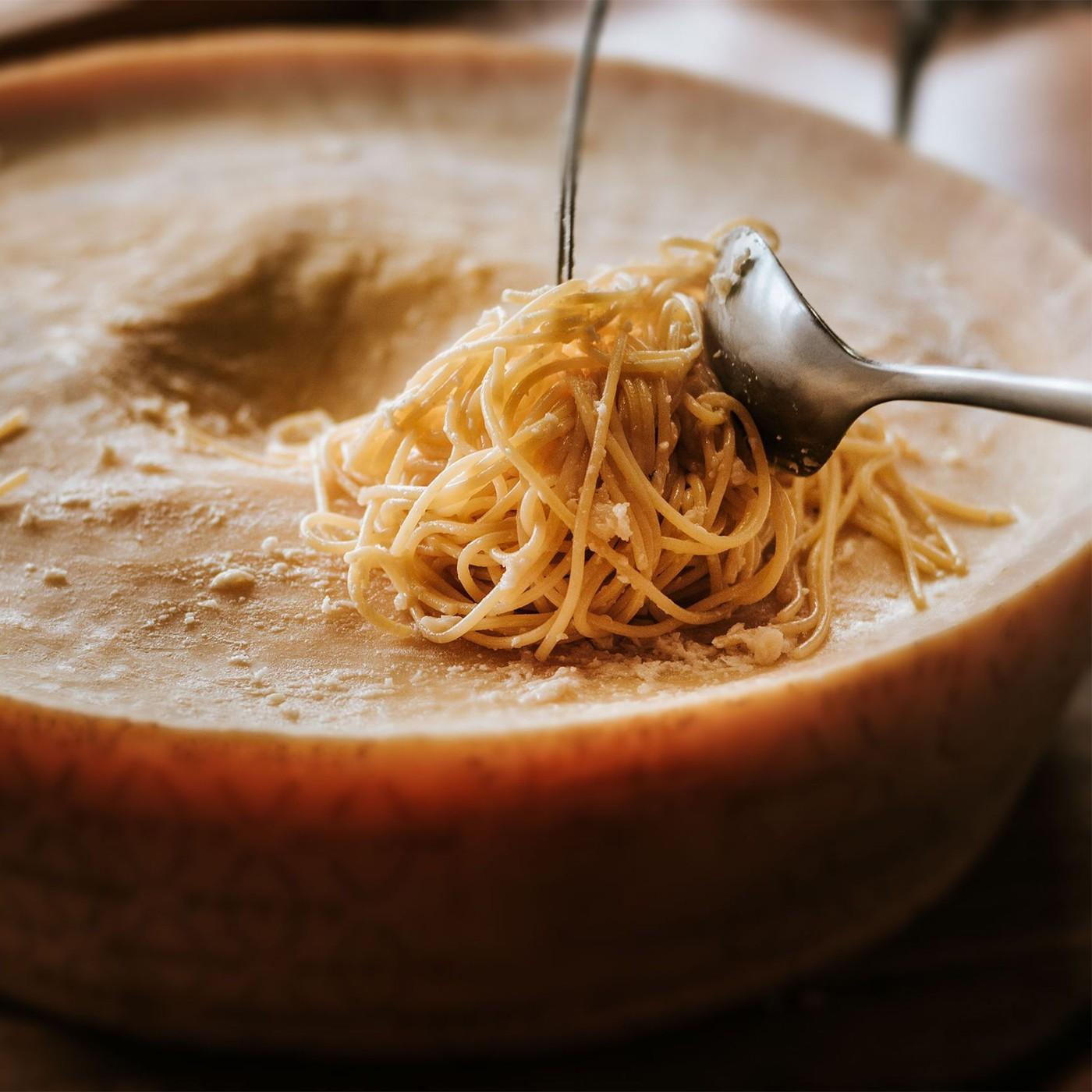 receta de Grana padano dop 1/2 rueda