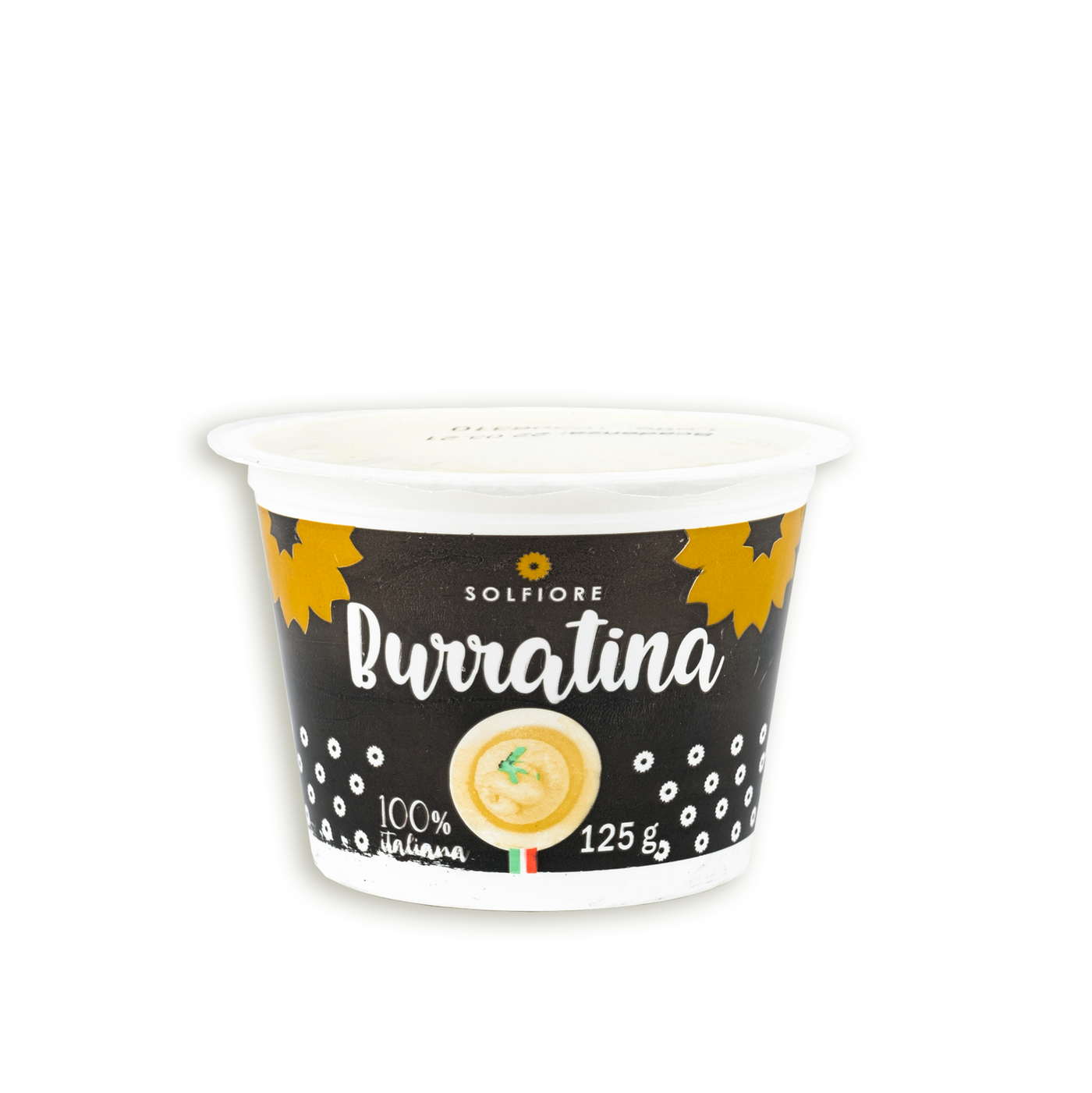 Burratina In Barattolo C/testa