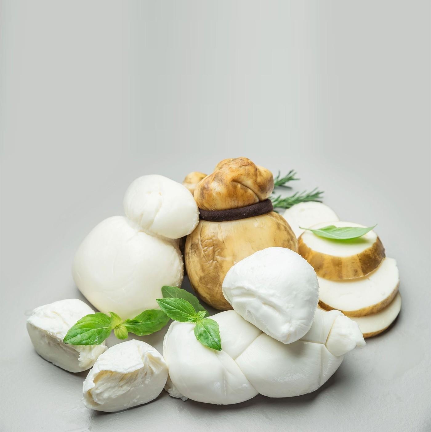 "receta de Burratina Ahumada Sin Cabeza ""Puglia In Tavola"""