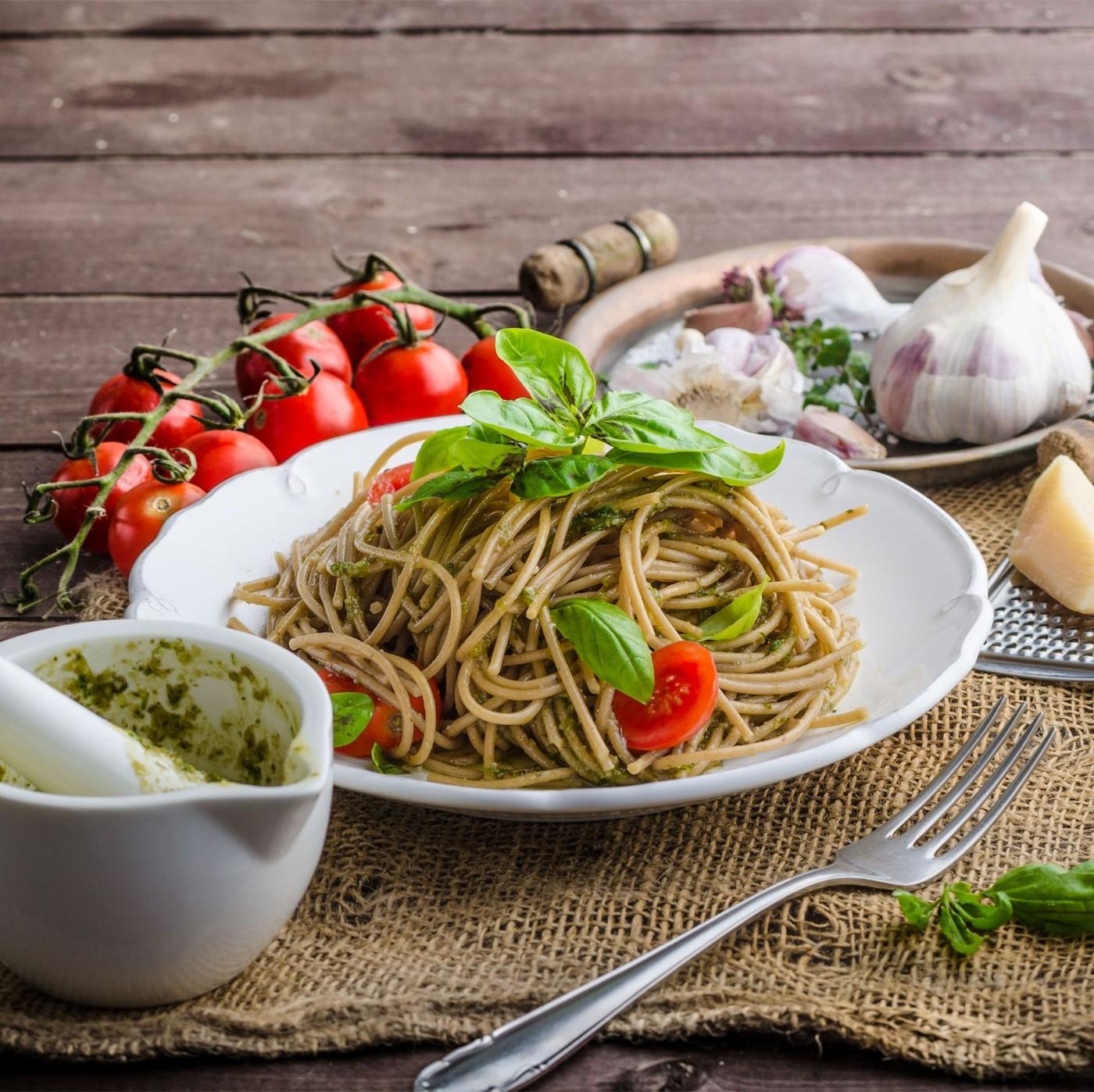 receta de Pesto A La Genovesa
