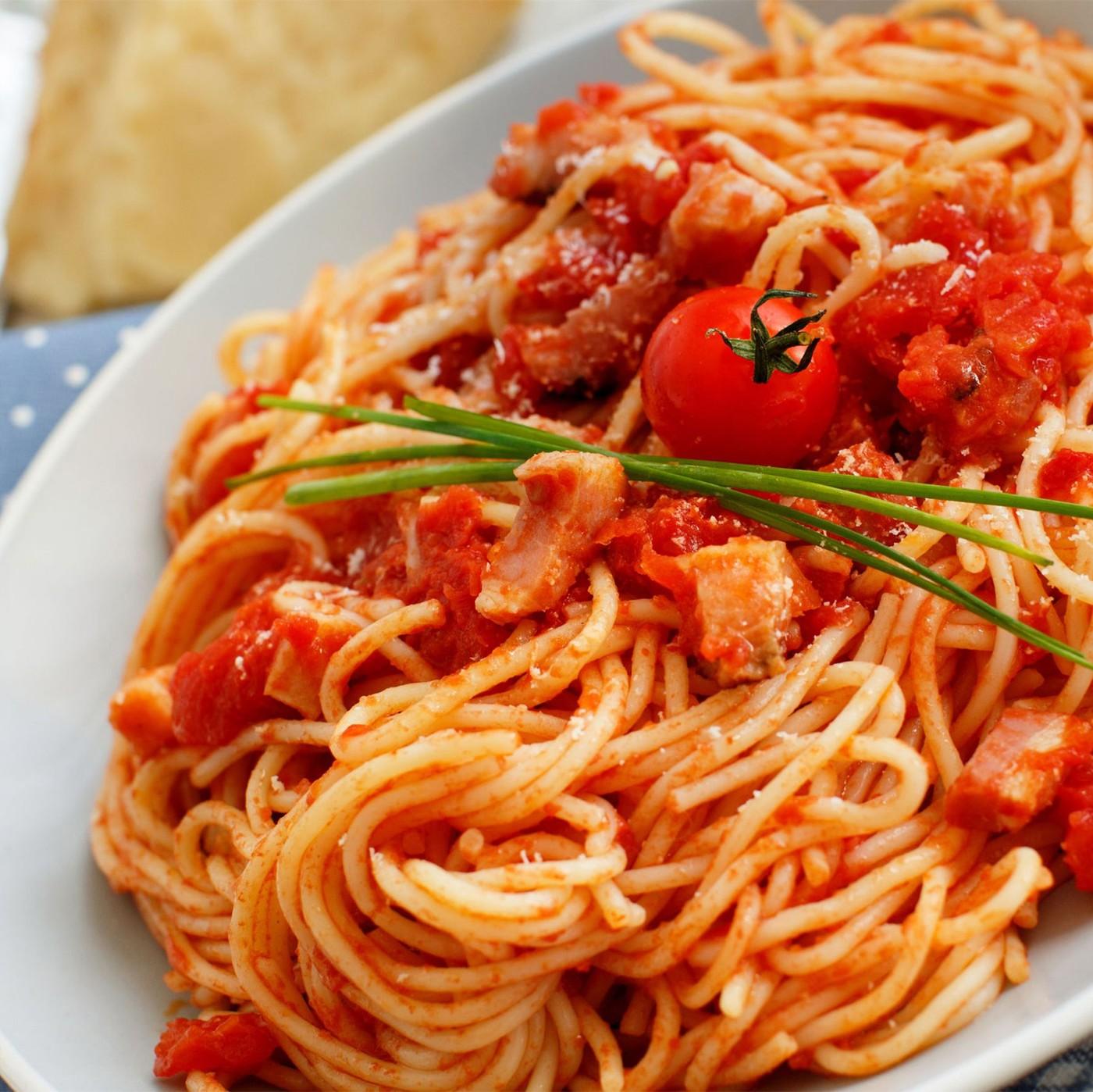 receta de Sugo All'amatriciana