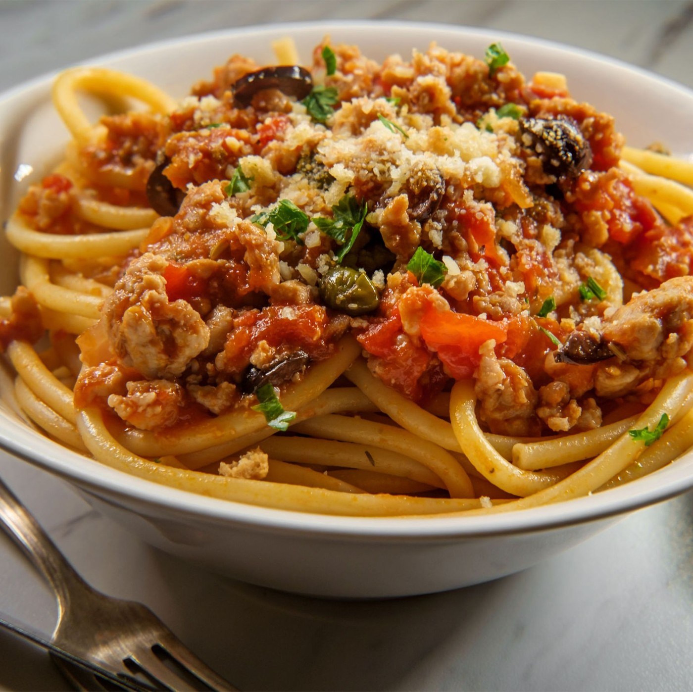 receta de Sugo Alla Bolognese