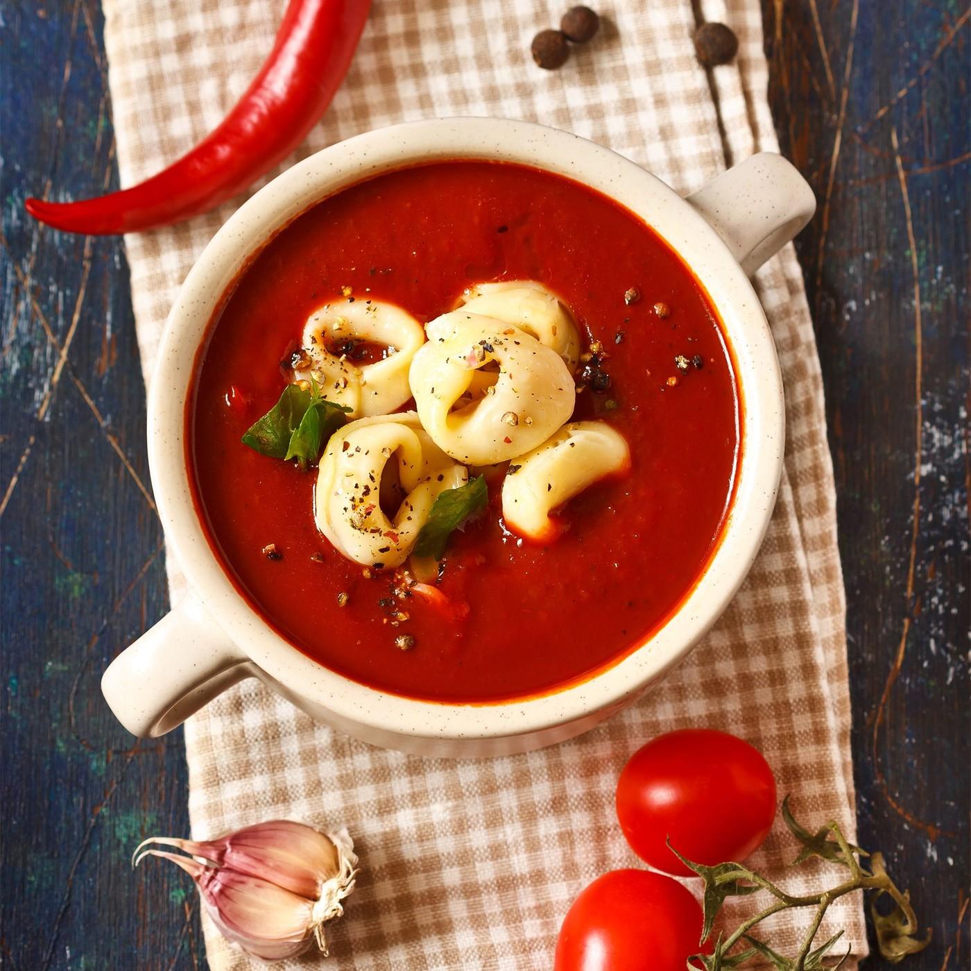 receta de Sugo Al Pomodoro E Basilico