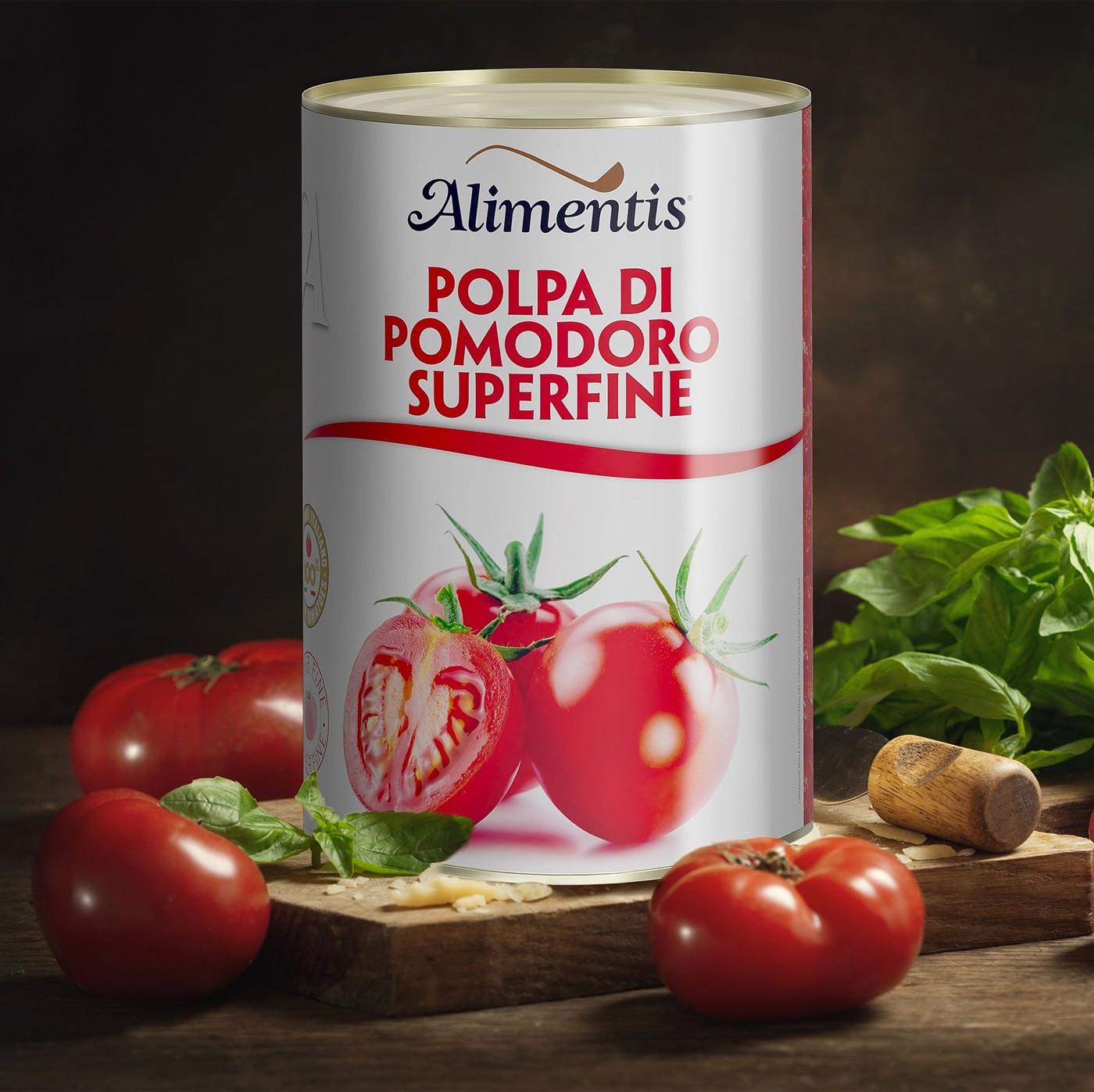 """receta de Pulpa De Tomate """"Superfina"""""""