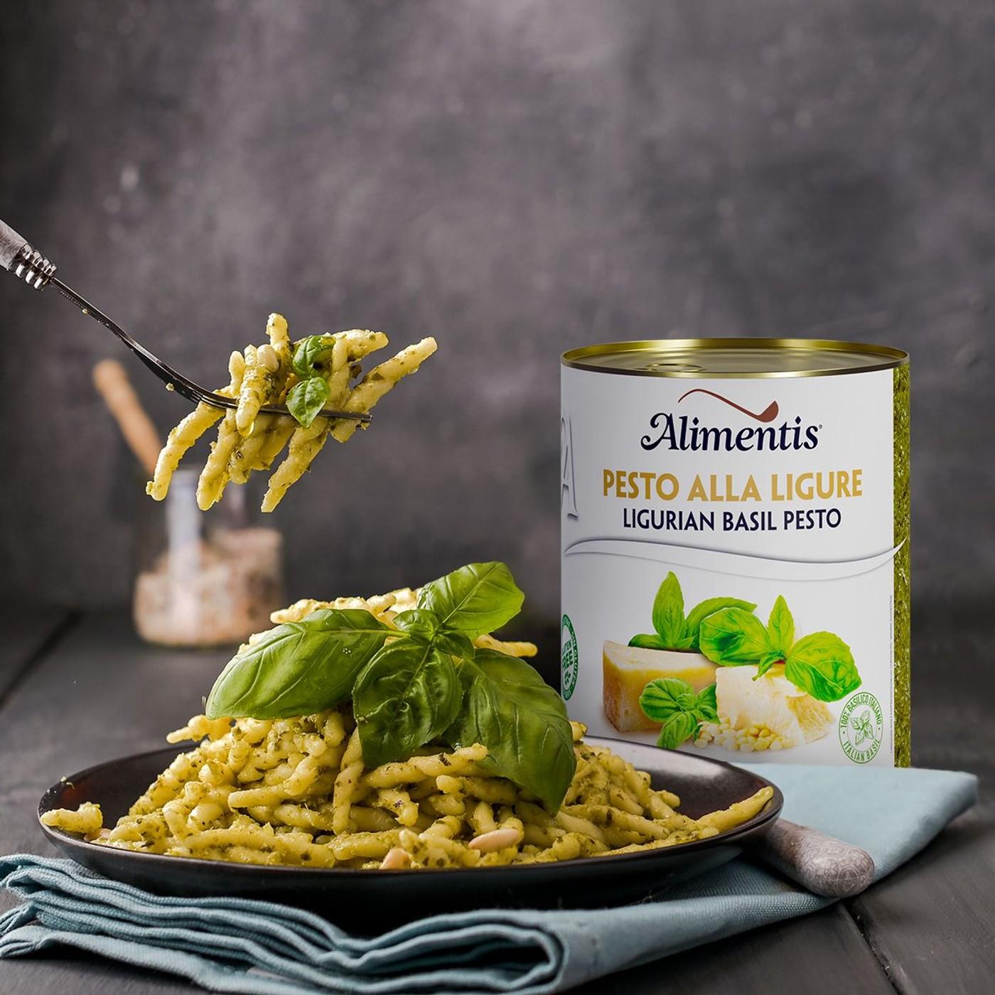 receta de Pesto De Ligúria