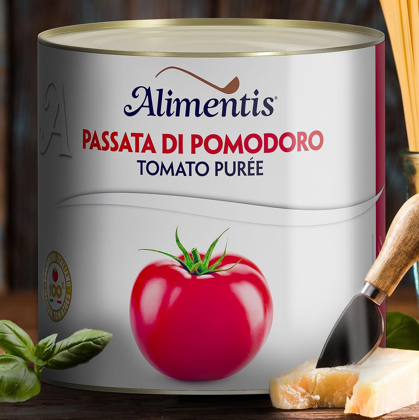 """receta de Tomate Triturado """"Passata"""""""
