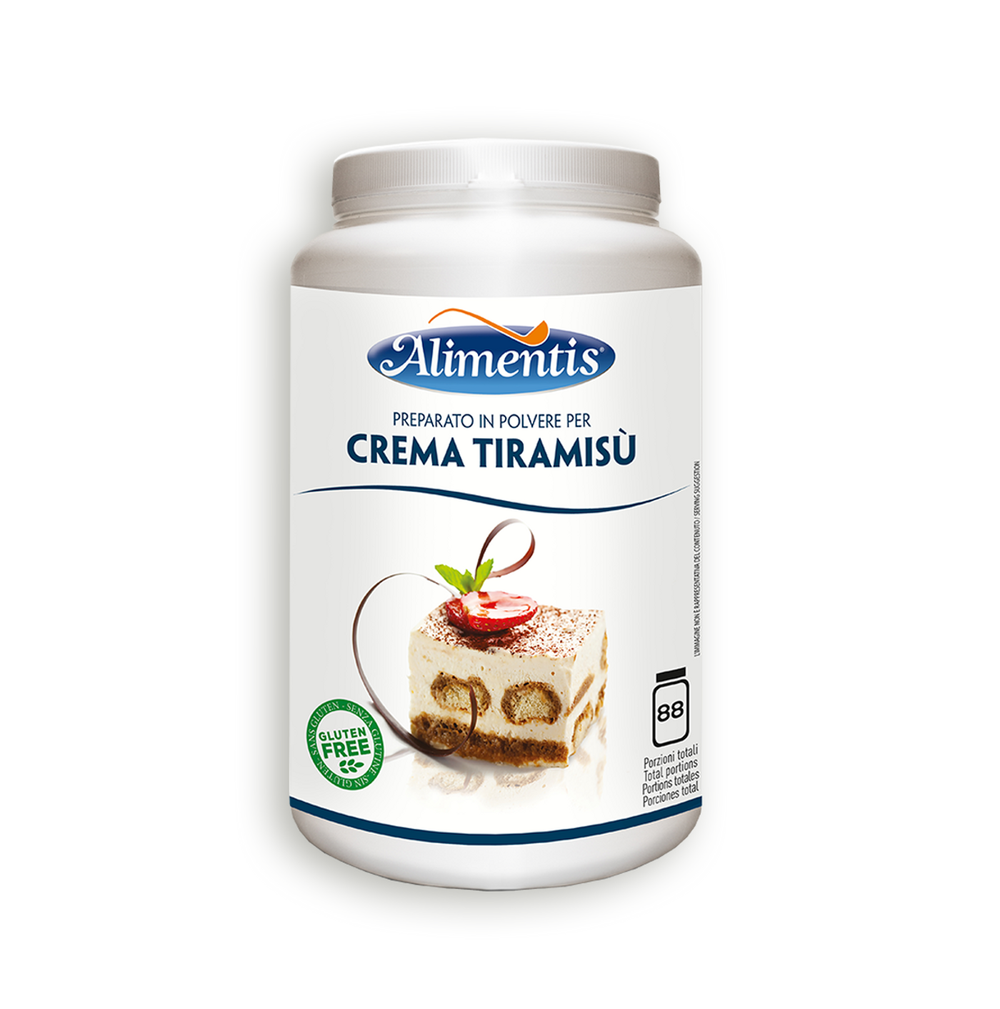 Preparado Para Crema De Tiramissu
