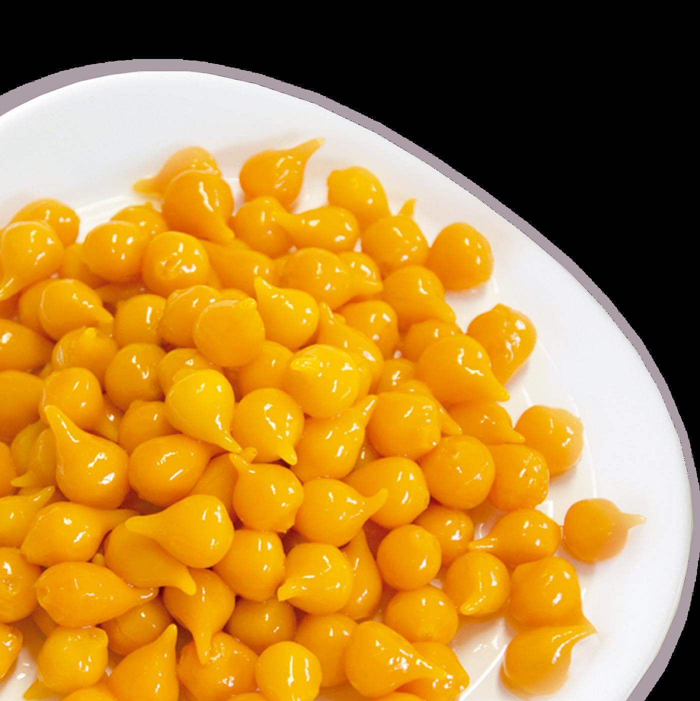 Lágrimas De Pimientos Amarillos Dulces