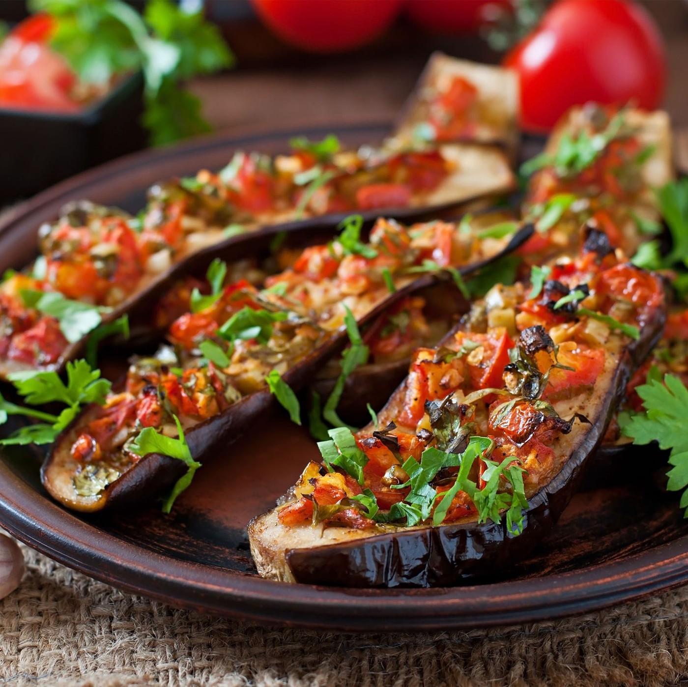 receta de Spaccatella de tomate pizzutello en jugo