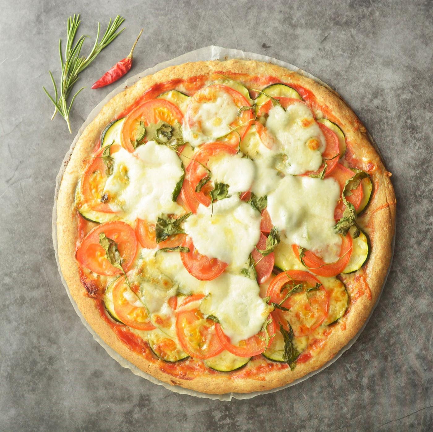 receta de Base Para Pizza Ø27 Sin Gluten