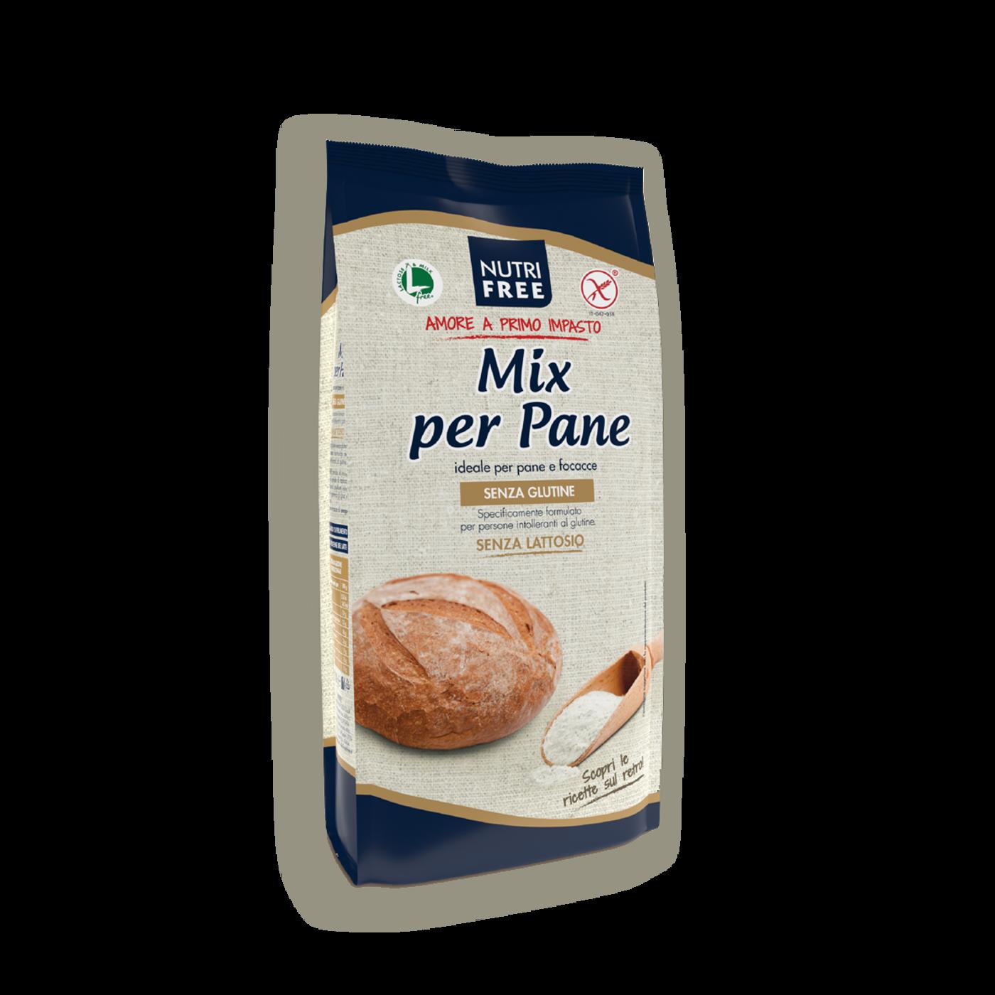 Harina Mix Pane Sin Gluten
