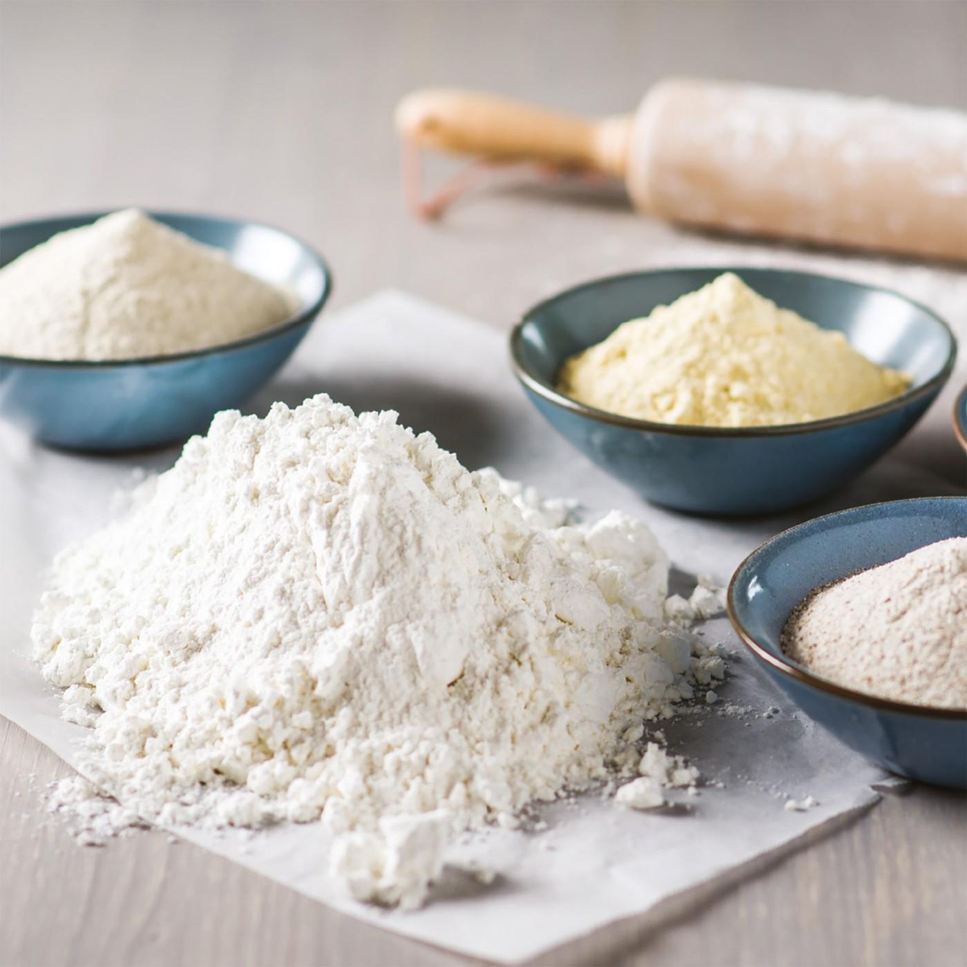 receta de Harina Mix Pane Sin Gluten
