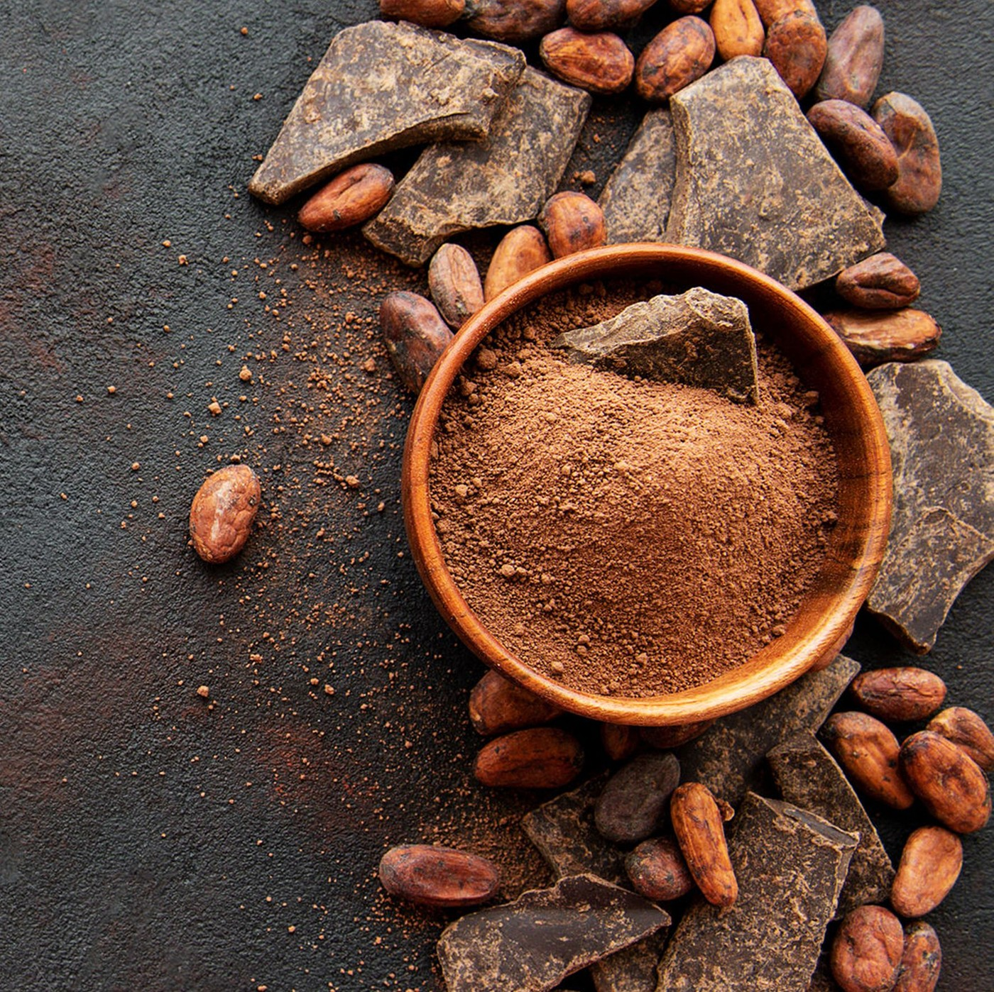 "receta de Goccefrolla Golosità Al Cacao ""Sin Gluten"""