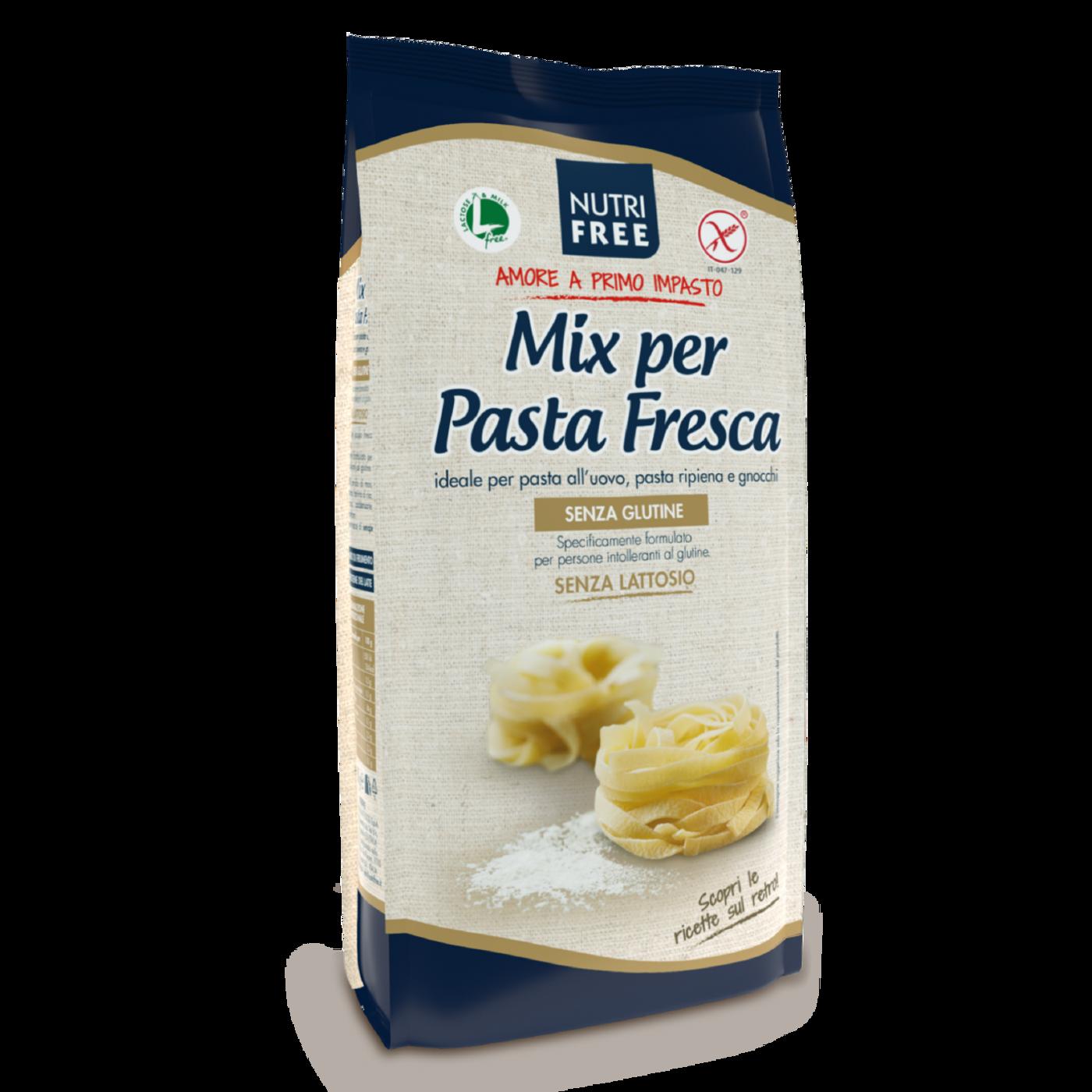 Harina Mix Para Pasta Fresca Sin Gluten
