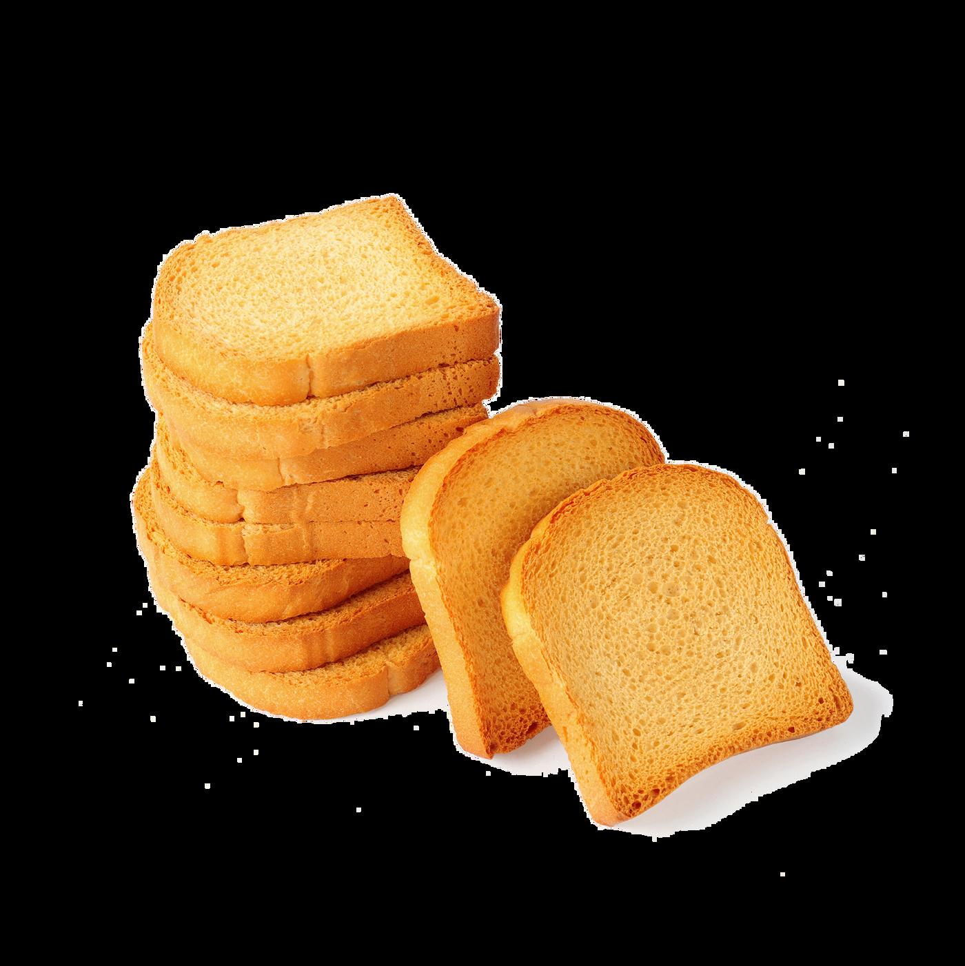 """Fette Biscotatte Monodosis """"Sin Gluten"""""""