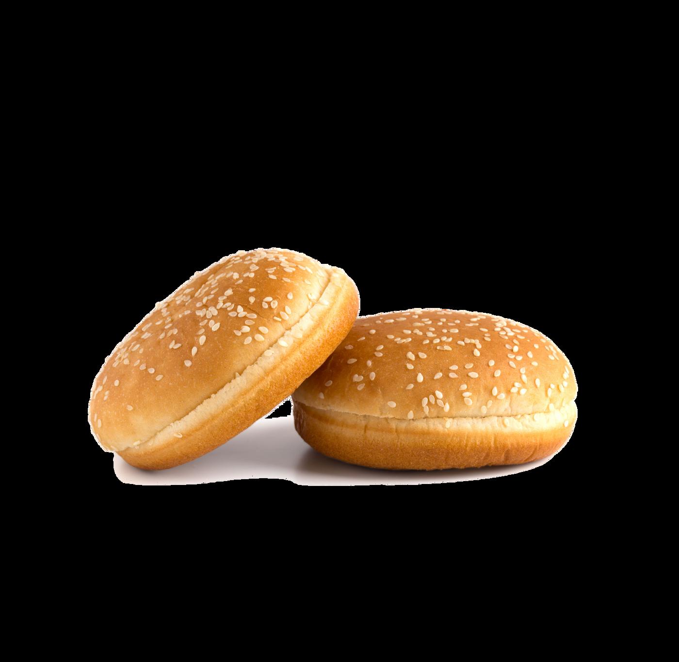 """Pan De Hamburguesa """"Sin Gluten"""""""